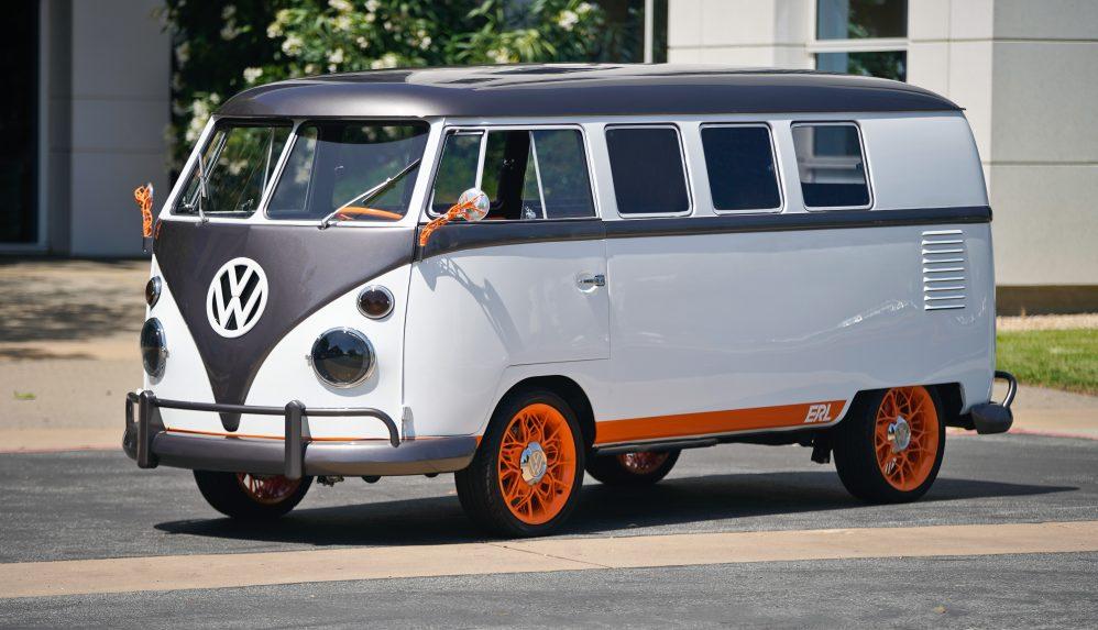 VW ha creado esta Van en USA