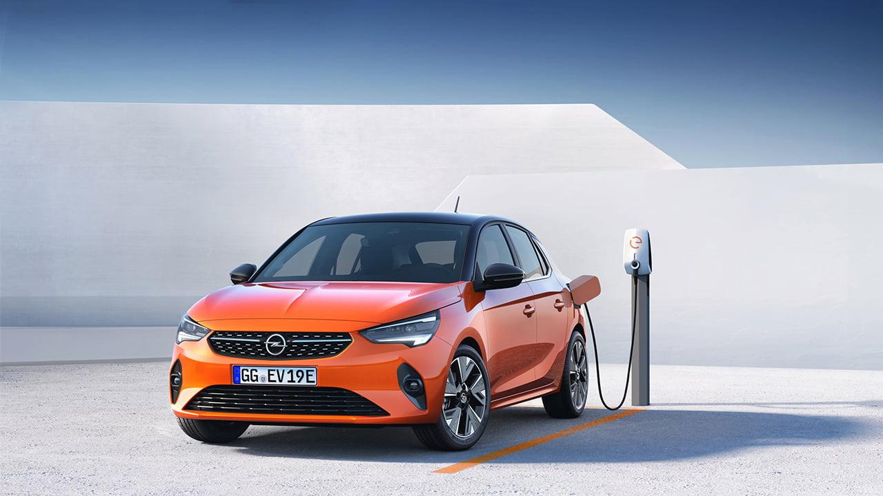 Opel Corsa-e la electrificación de un líder de ventas