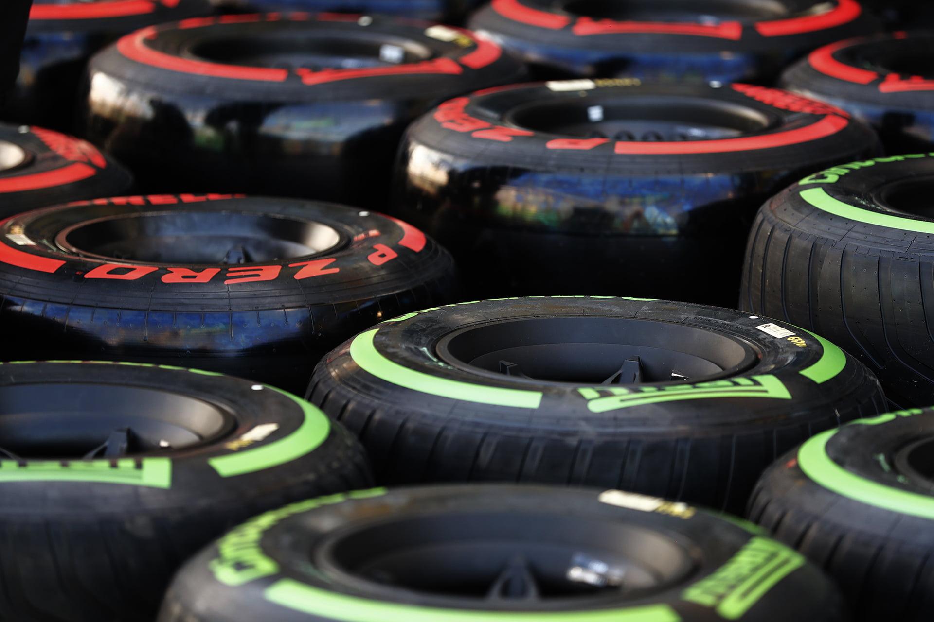 La F1 probará los neumáticos para 2021