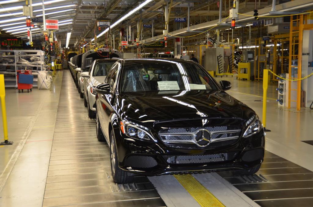 Daimler dejará de fabricar el Clase C en Alabama