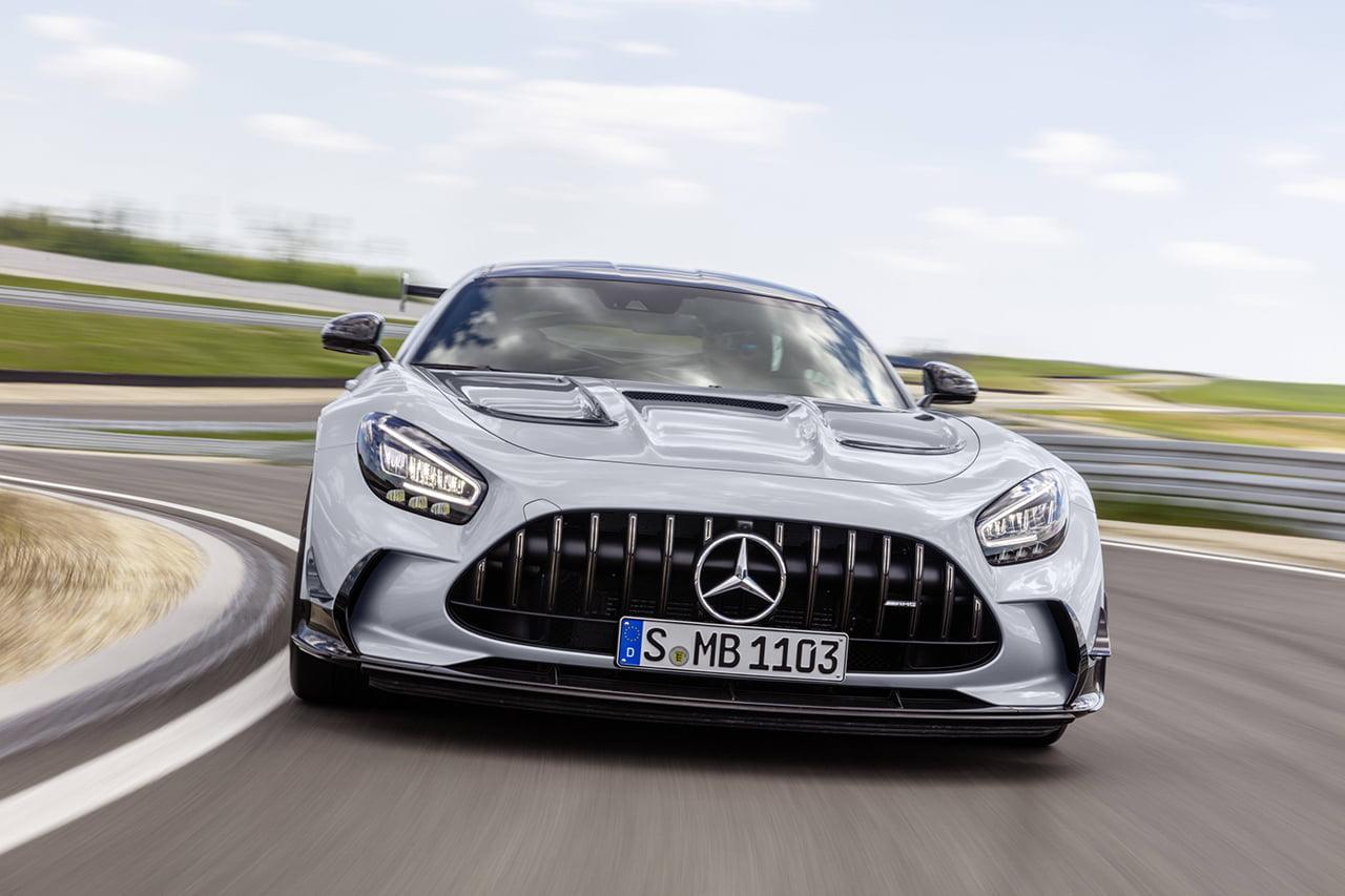 Mercedes -AMG Gt Black Series, 730 CV esperan domadores