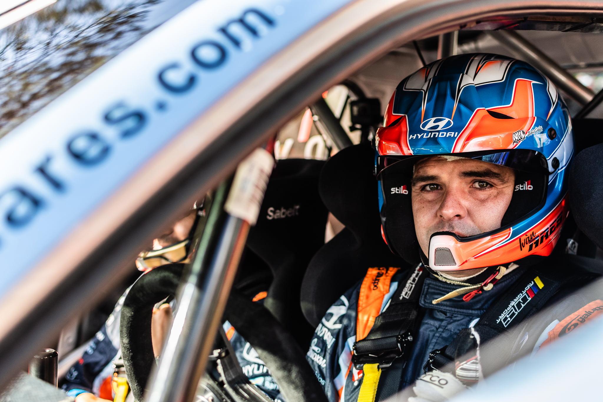 Ourense es una cita ineludible para los mejores pilotos españoles