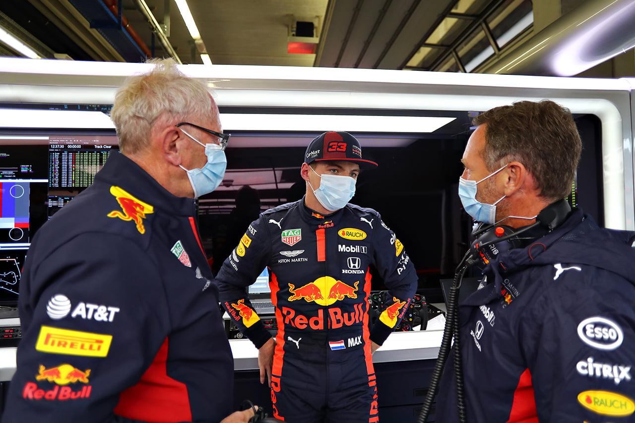 Horner afirma no tener sitio para Vettel en el equipo