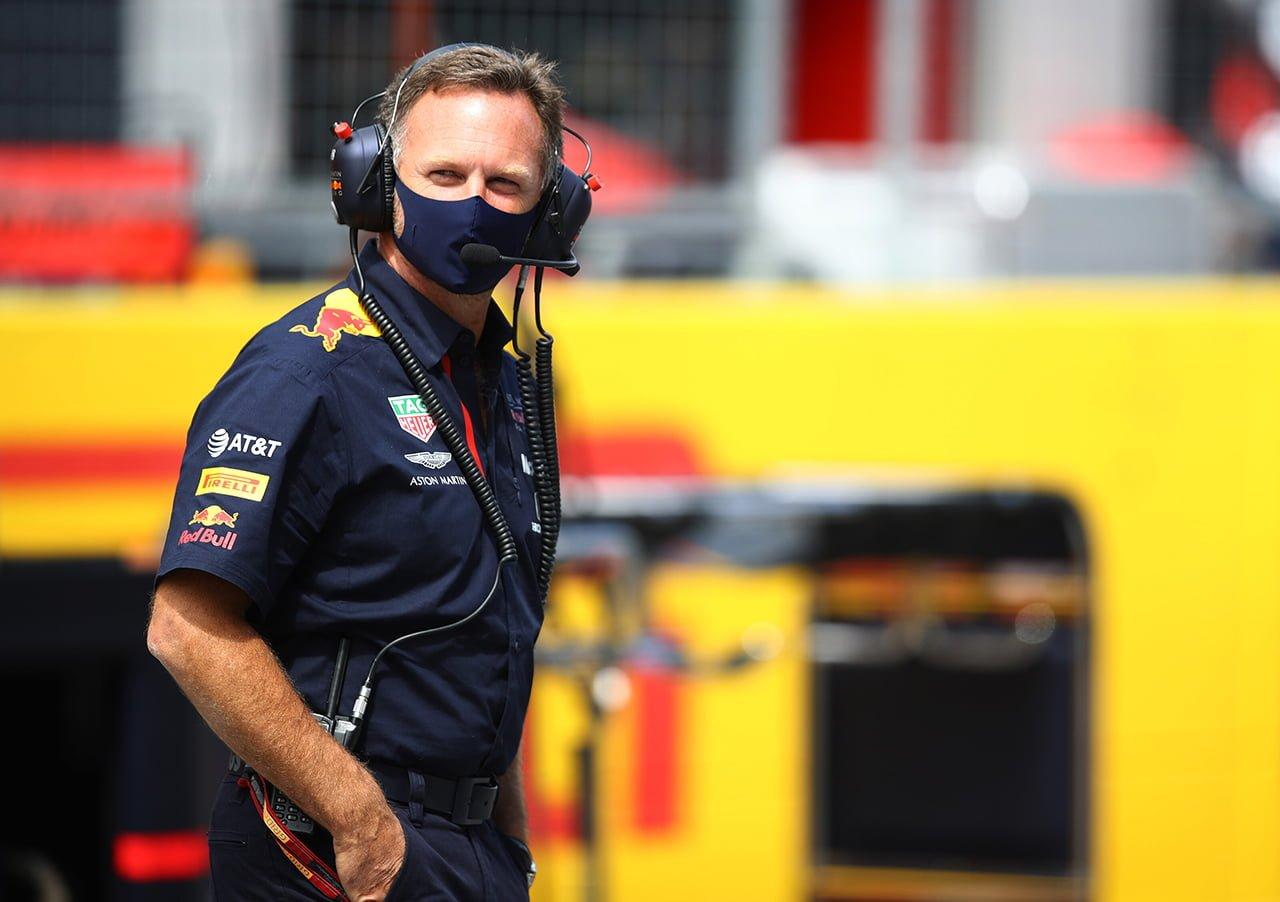 Horner quiere batir a los Mercedes este año