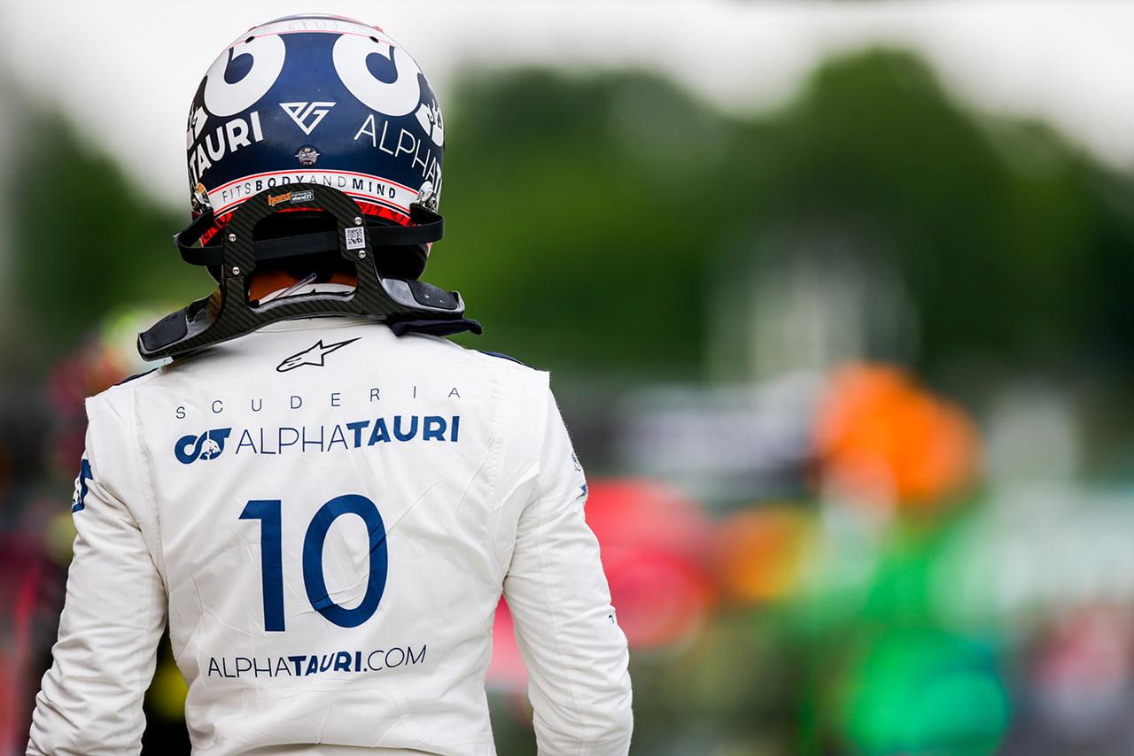 Gasly opina que Albon continuará un año más en Red Bull Racing