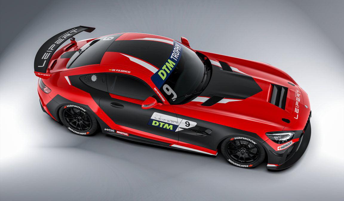 El DTM Trophy empieza en Spa