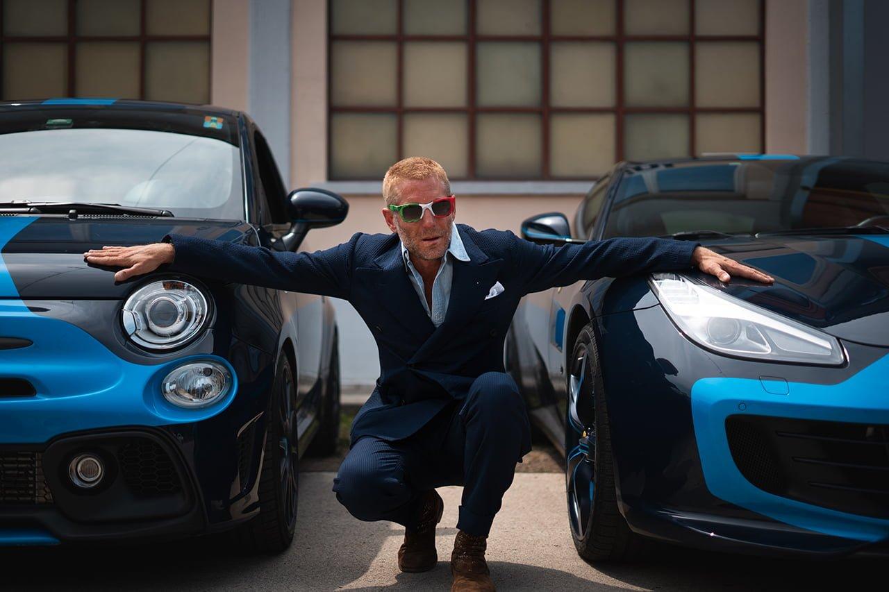 Los coches favoritos de Lapo Elkann en una subasta benéfica a favor de los jóvenes.
