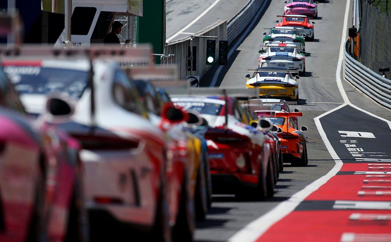 La Porsche Supercup empieza en Spielberg