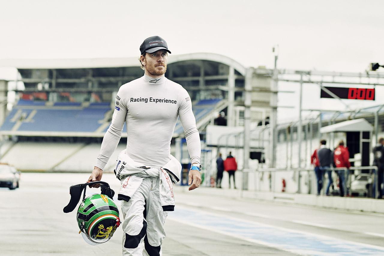 Fassbender ya ha competido con Porsche