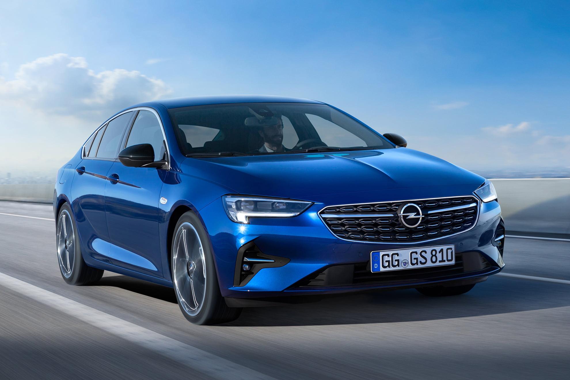 2021 New Opel Insignia Concept