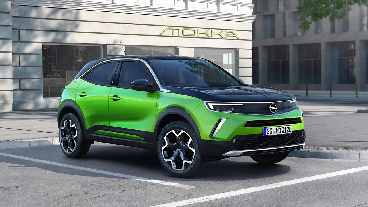 El logo de Opel cambia por completo con el nuevo Mokka
