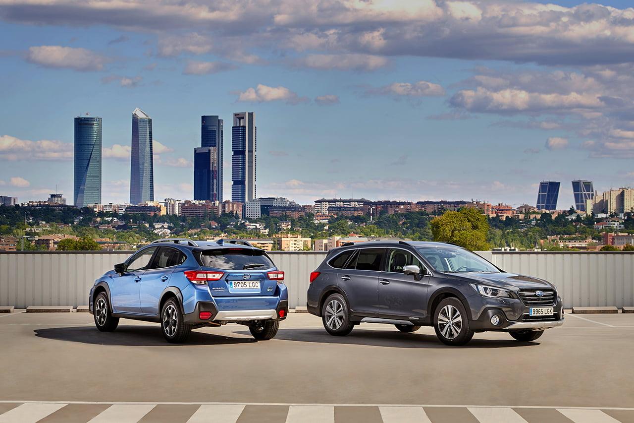 Subaru apuesta por la ECO movilidad