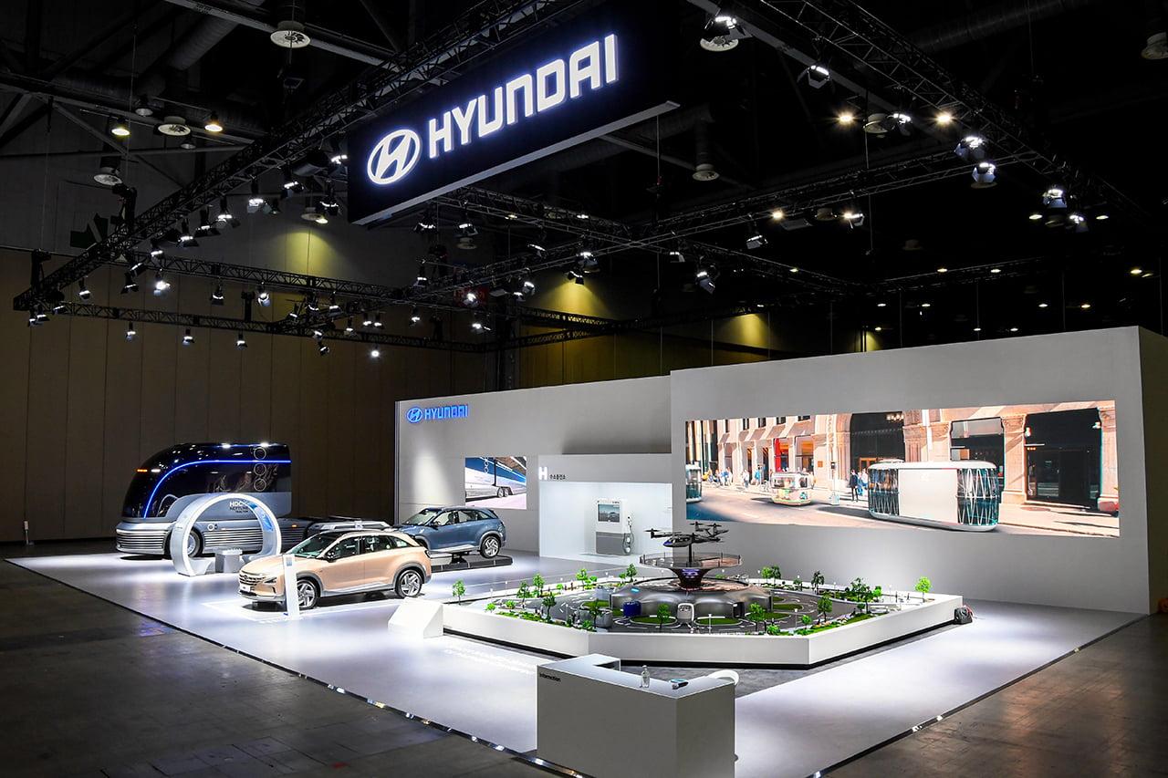 Hyundai mostró sus novedades en Corea