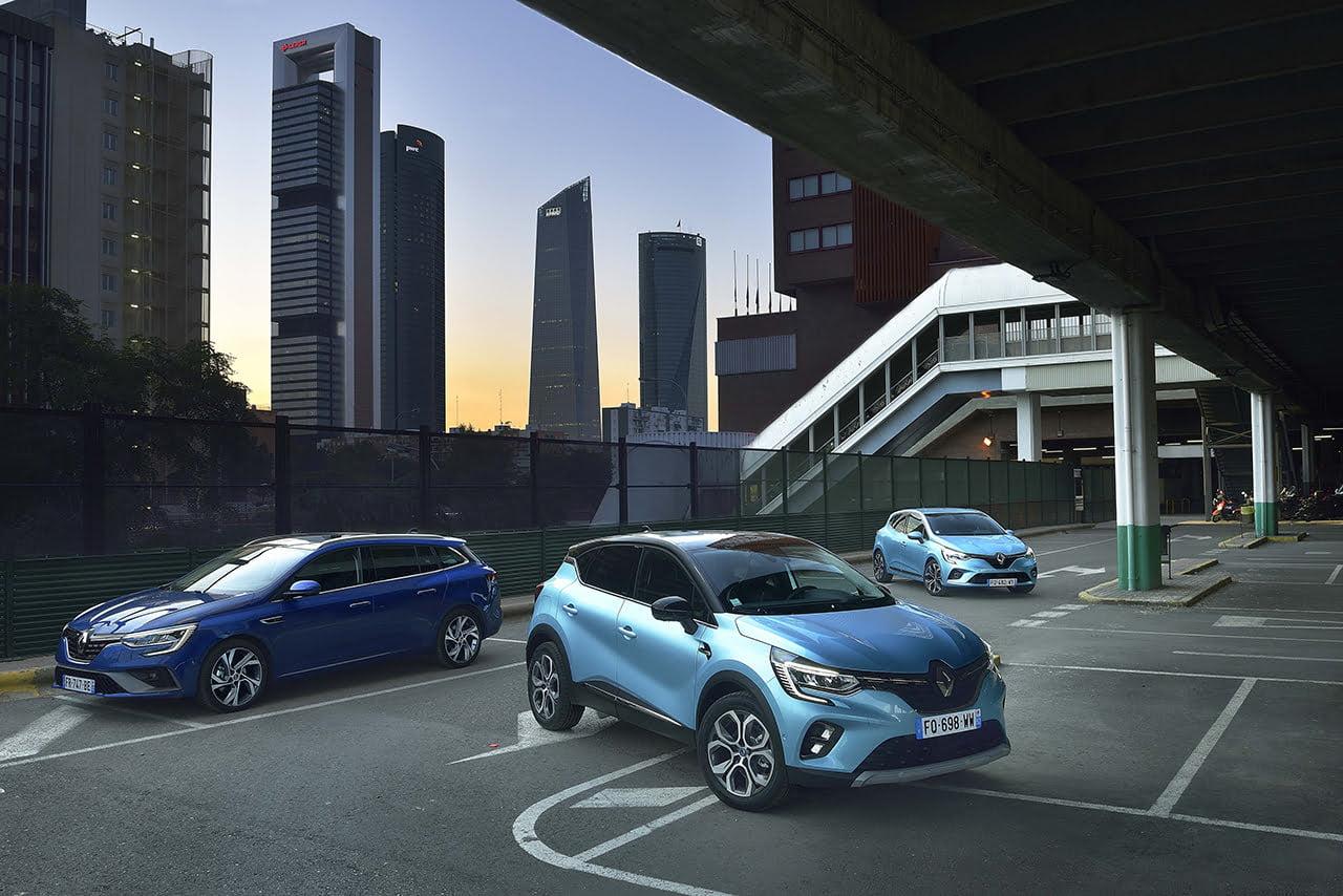 E-TECH, la nueva gama ECO de Renault