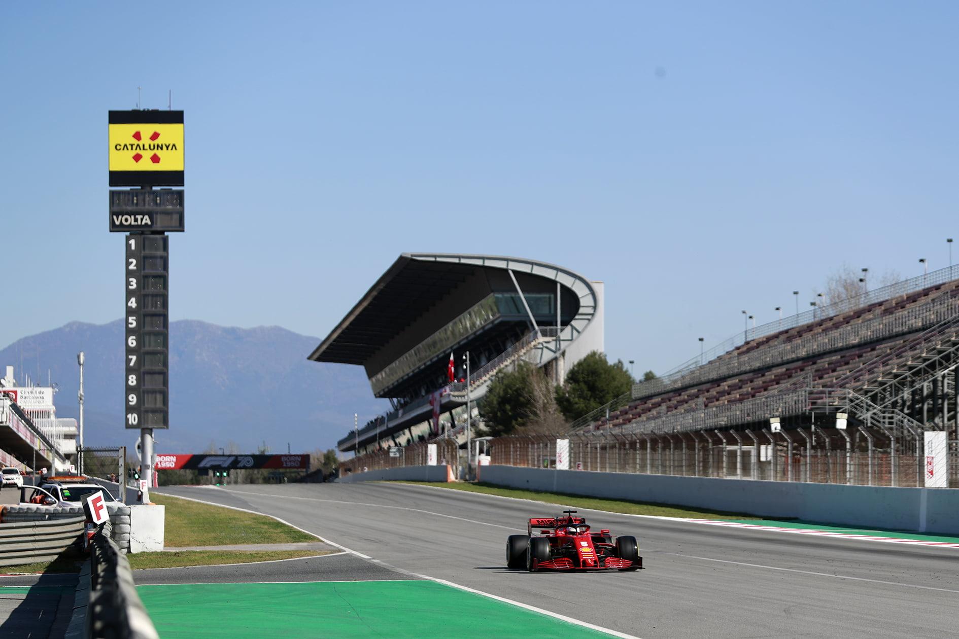 El Circuit ansía celebrar el GP de España de F1