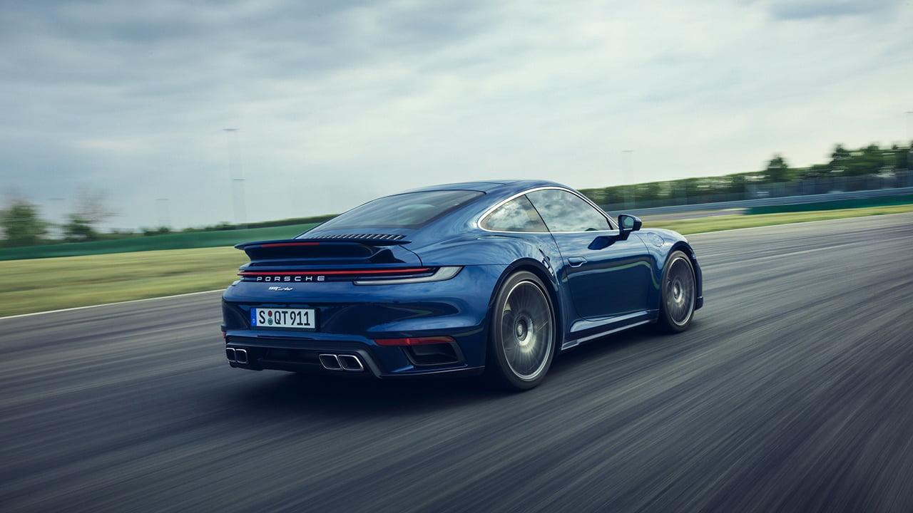 911 Turbo, 45 años de historia viva de Porsche