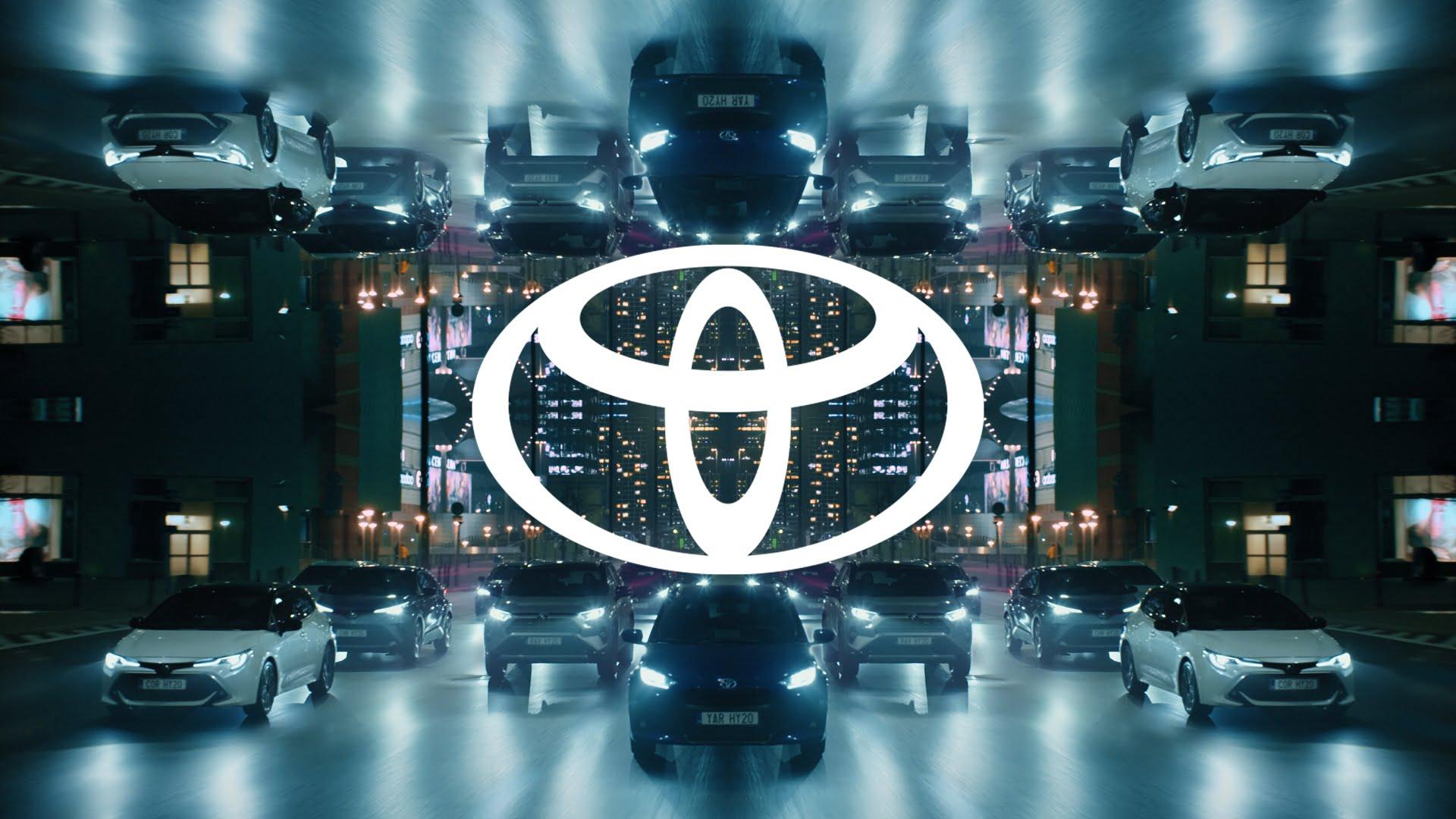 Toyota cambia el logo y la imagen corporativa en Europa