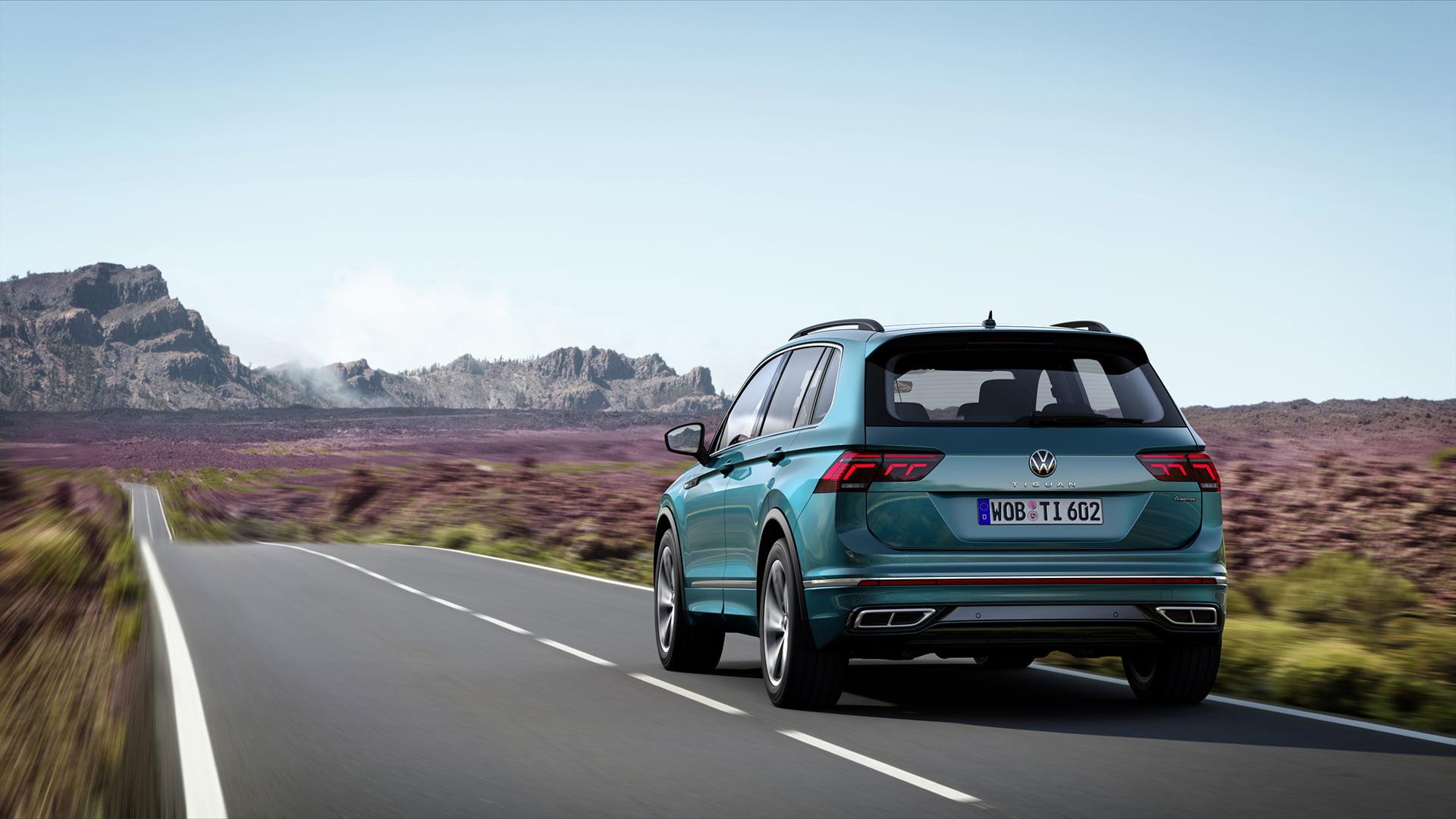 Tiguan se ha convertido en el SUV de referencia en VW