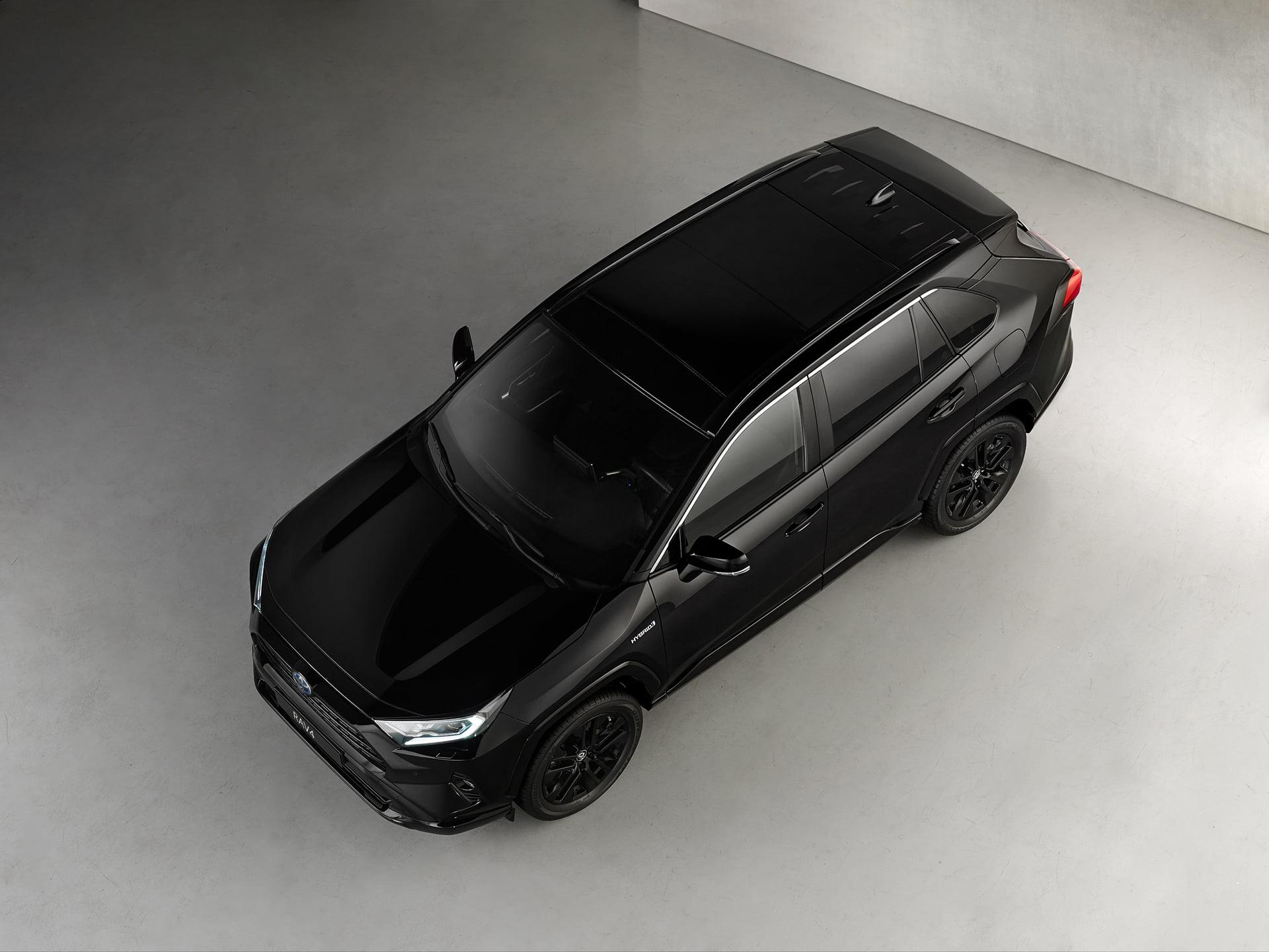 Toyota lanza una versión especial del RAV4 Hybrid Electric