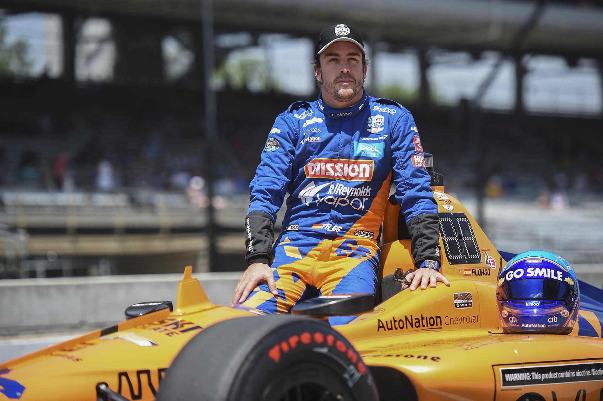 Brown espera que Alonso quiera repetir en 2021 también con McLaren en la prueba americana