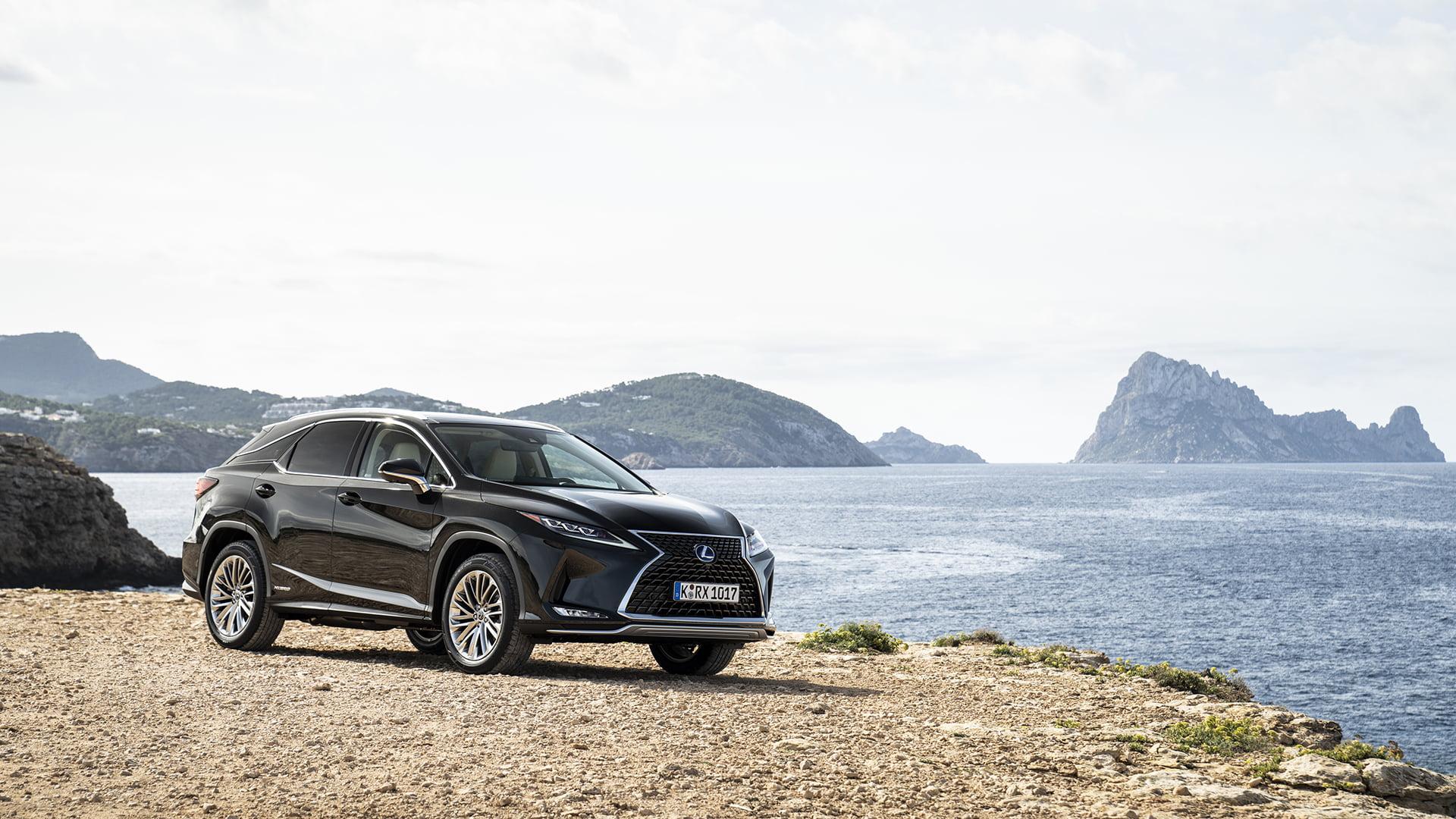 Hybrid, una tecnología presente en el Lexus RX desde 2005.