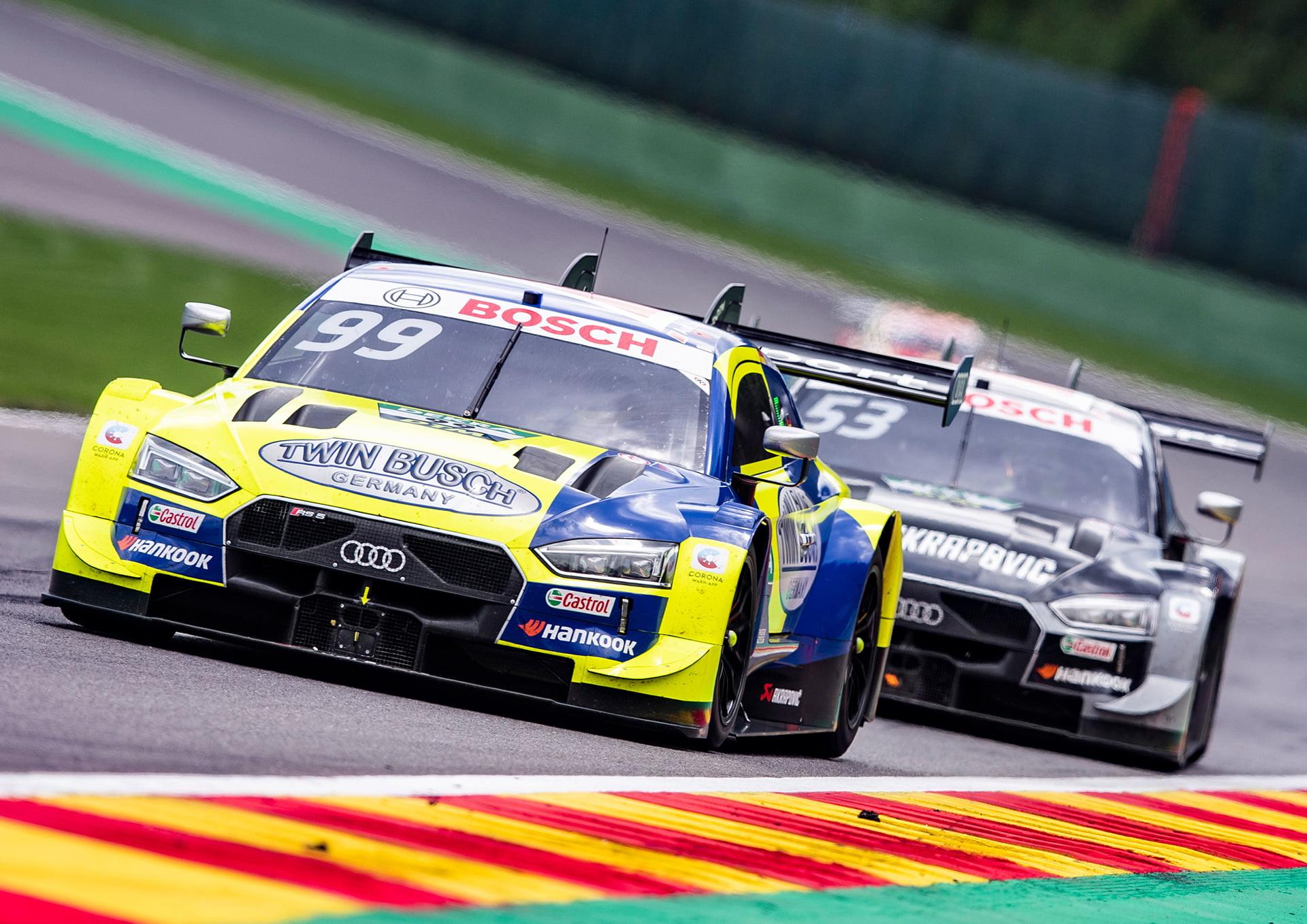 Audi lleva más de 365 sin derrotas en el DTM