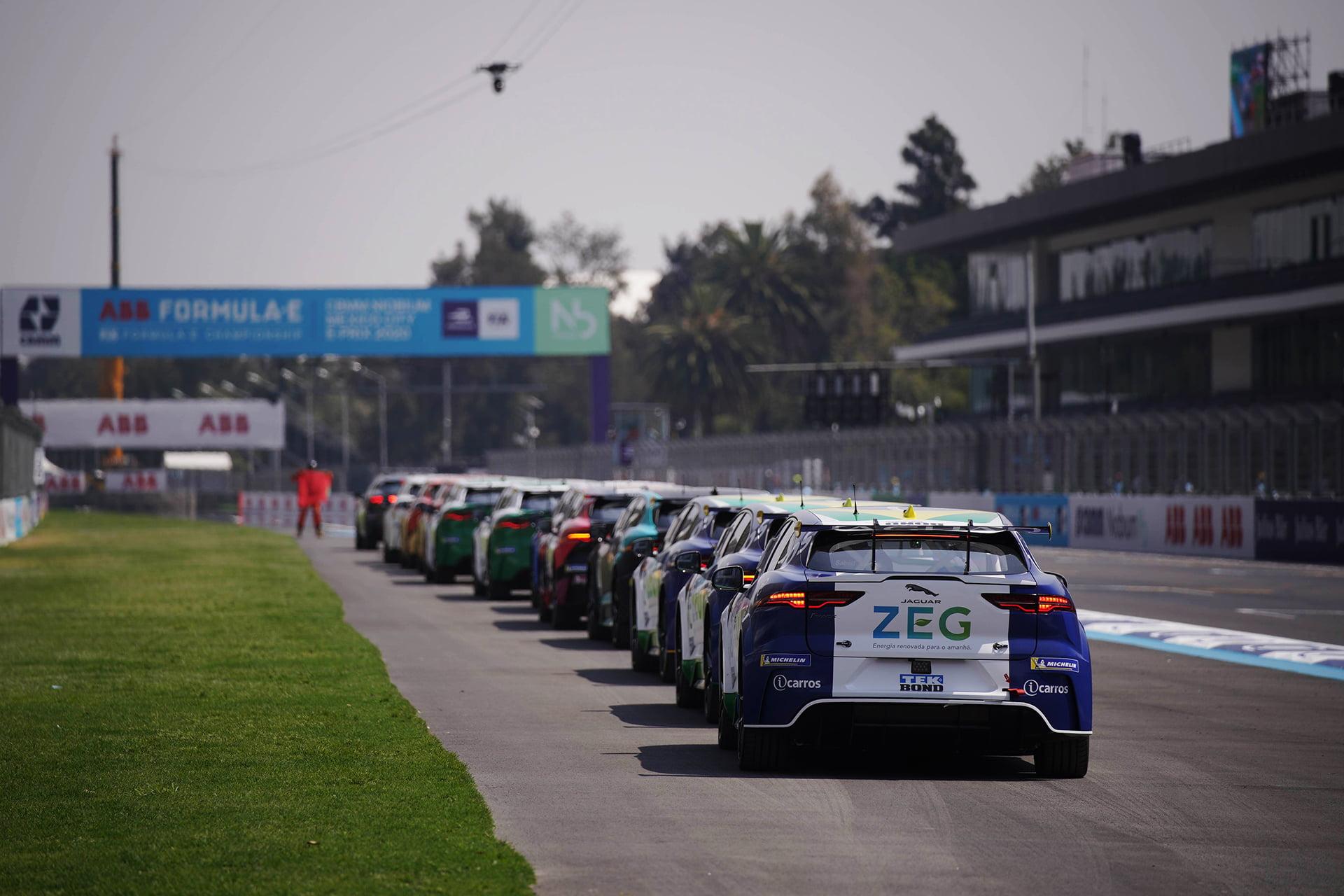 El Jaguar I-Pace e Trophy llega a su final en Berlín