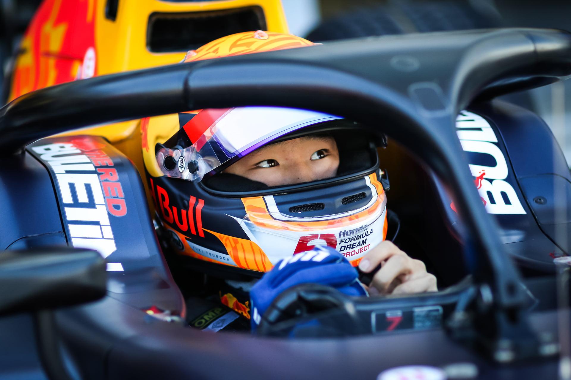Tsunoda es la esperanza nipona en la F1