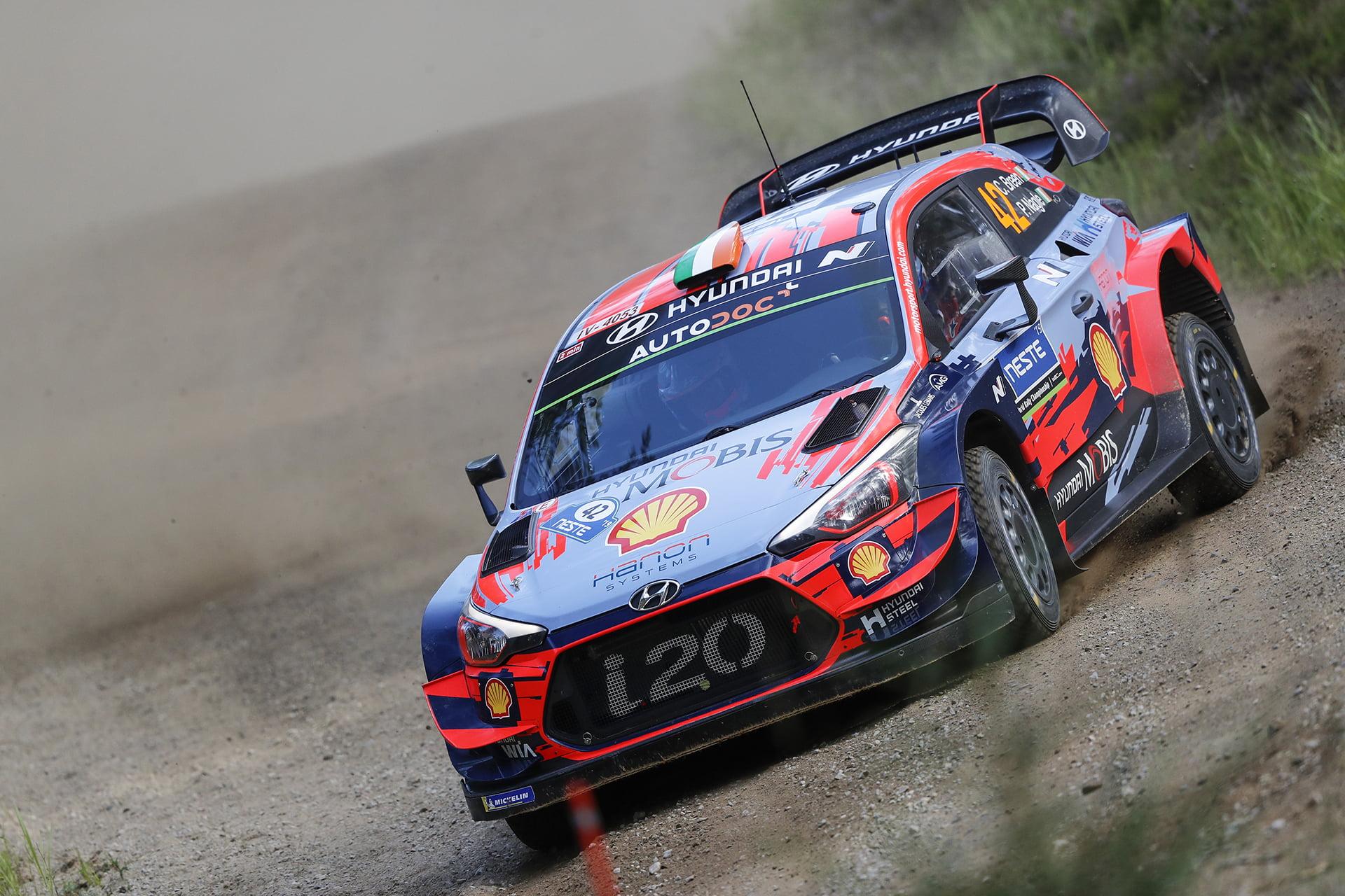 Estonia se incorpora al WRC