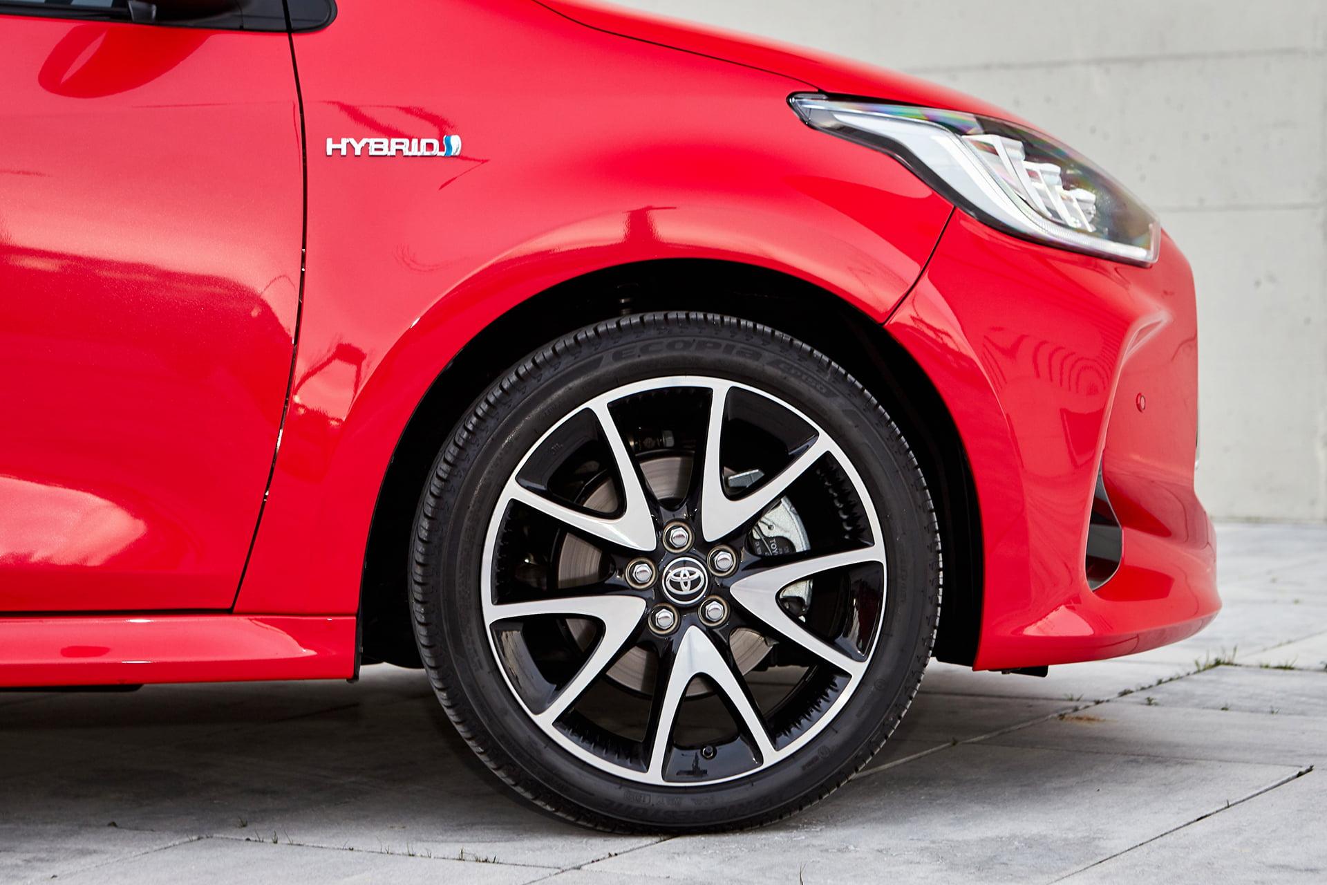 Yaris Electric Hybrid, ya disponible en reserva