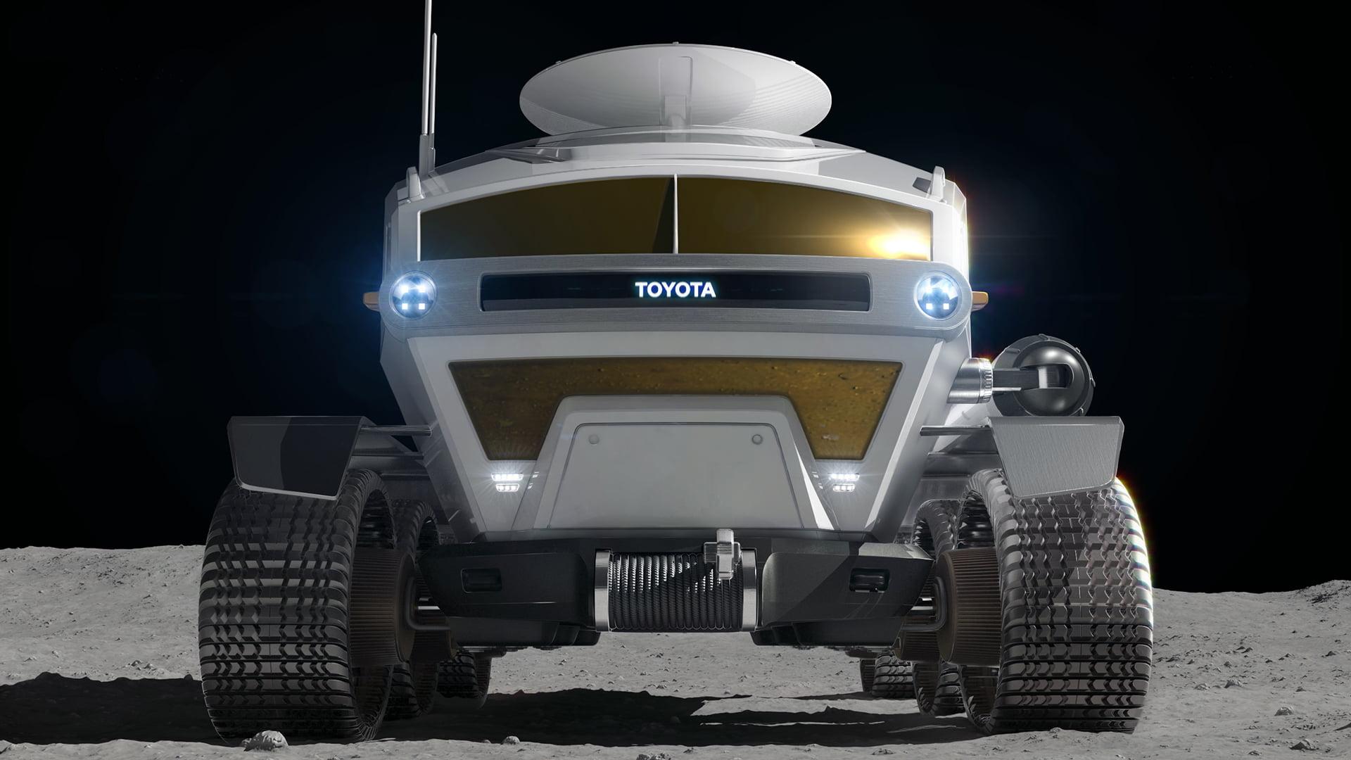 Lunar Cruiser es el vehículo espacial tripulado de Toyota