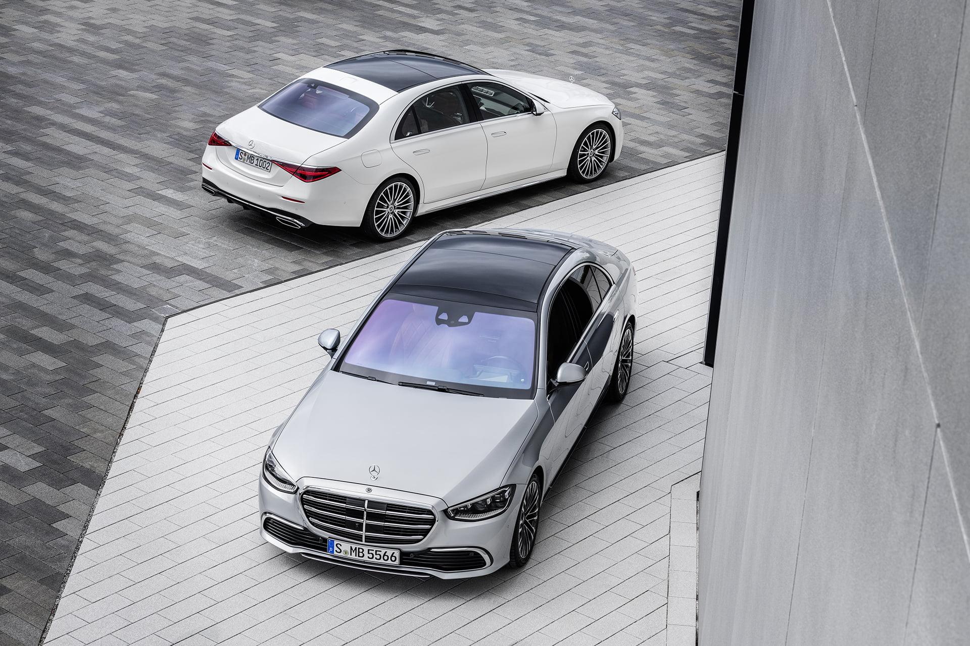 La Clase S de Mercedes llega con lo último de la marca en todos los campos