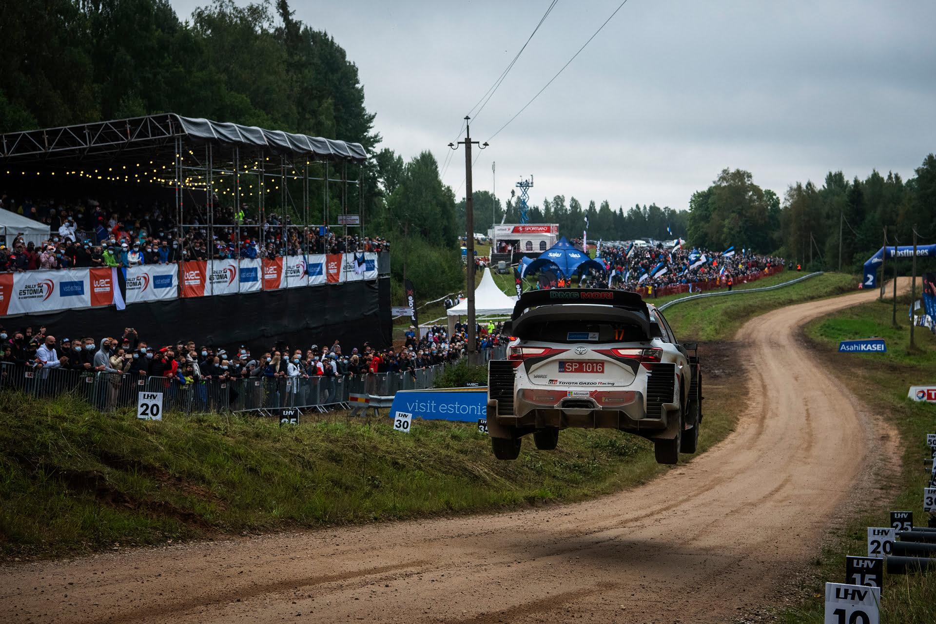 Turquía es una de las pruebas más duras del Mundial WRC