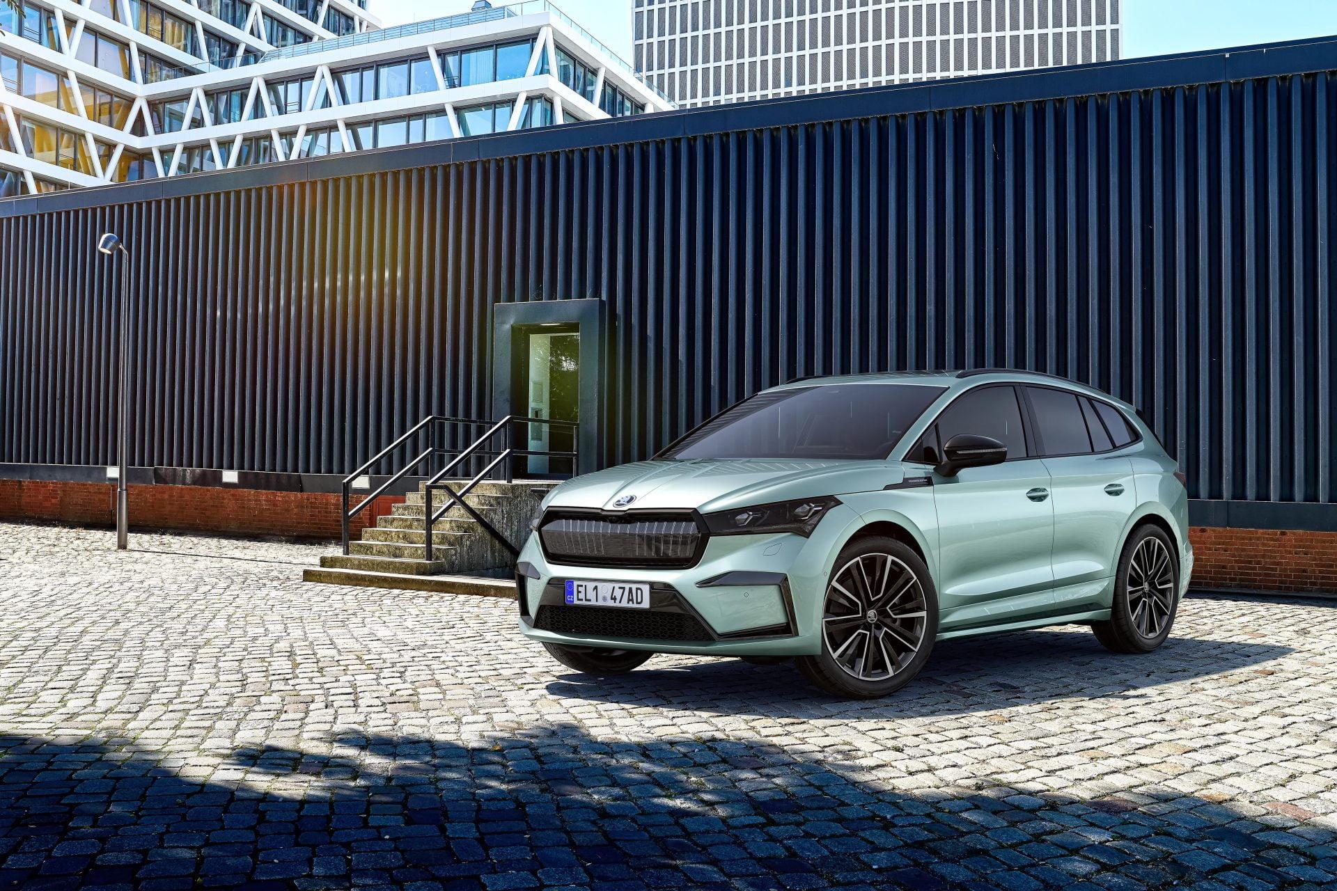 Enyaq iV, el nuevo SUV eléctrico de Skoda