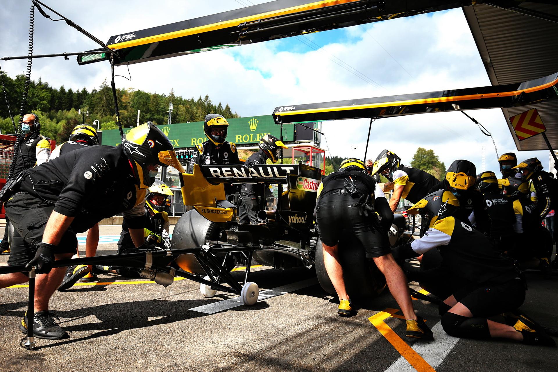 Alpine F1, sería el nuevo nombre para el equipo en 2021.
