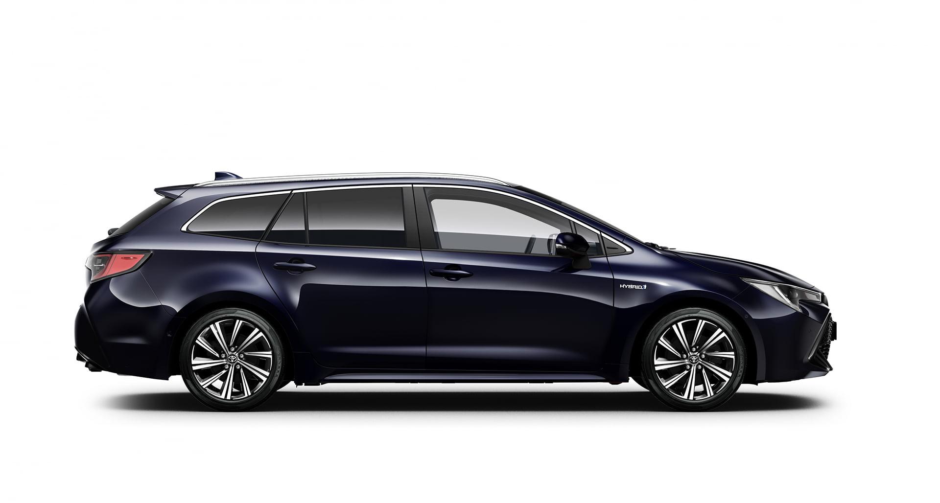 La gama Corolla 2021 ya está a la venta