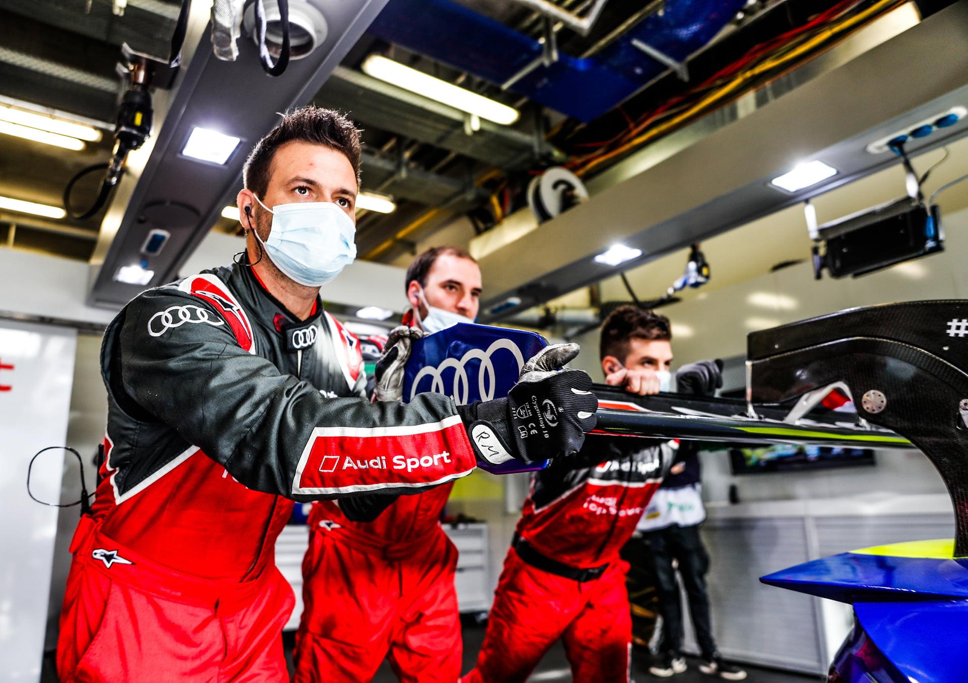El DTM 2020 busca su campeón en las próximas carreras.
