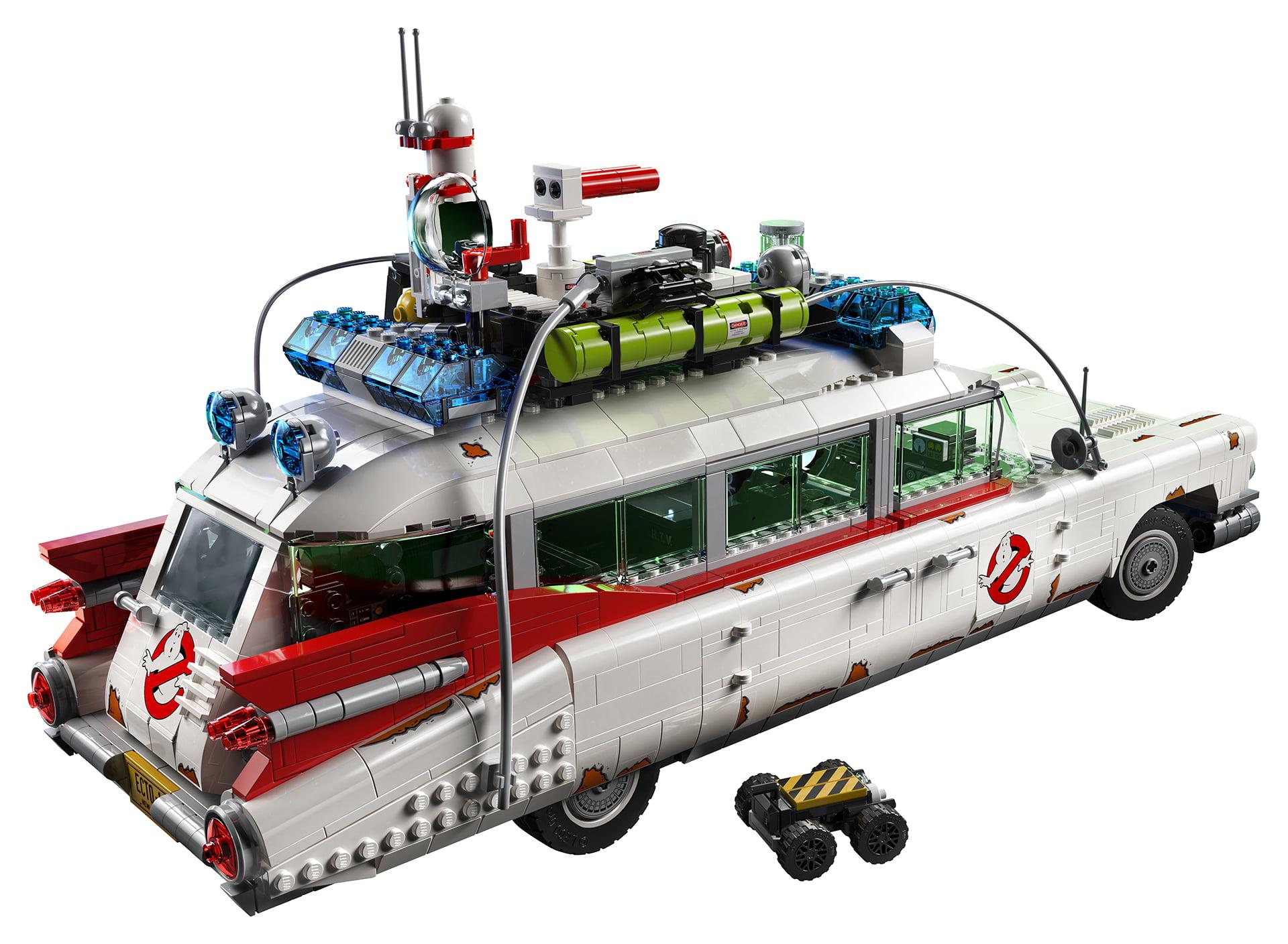LEGO ECTO-1 who can you call?