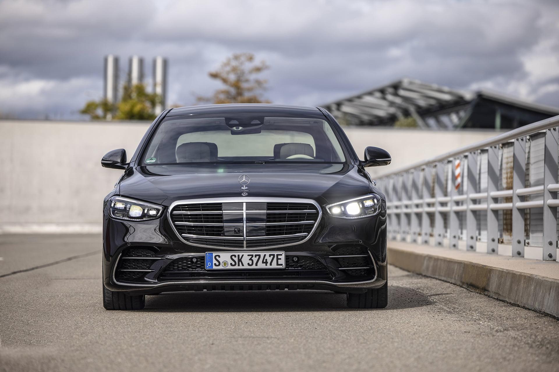 El nuevo Clase S contará con la cuarta generación del sistema híbrido de Mercedes Benz.