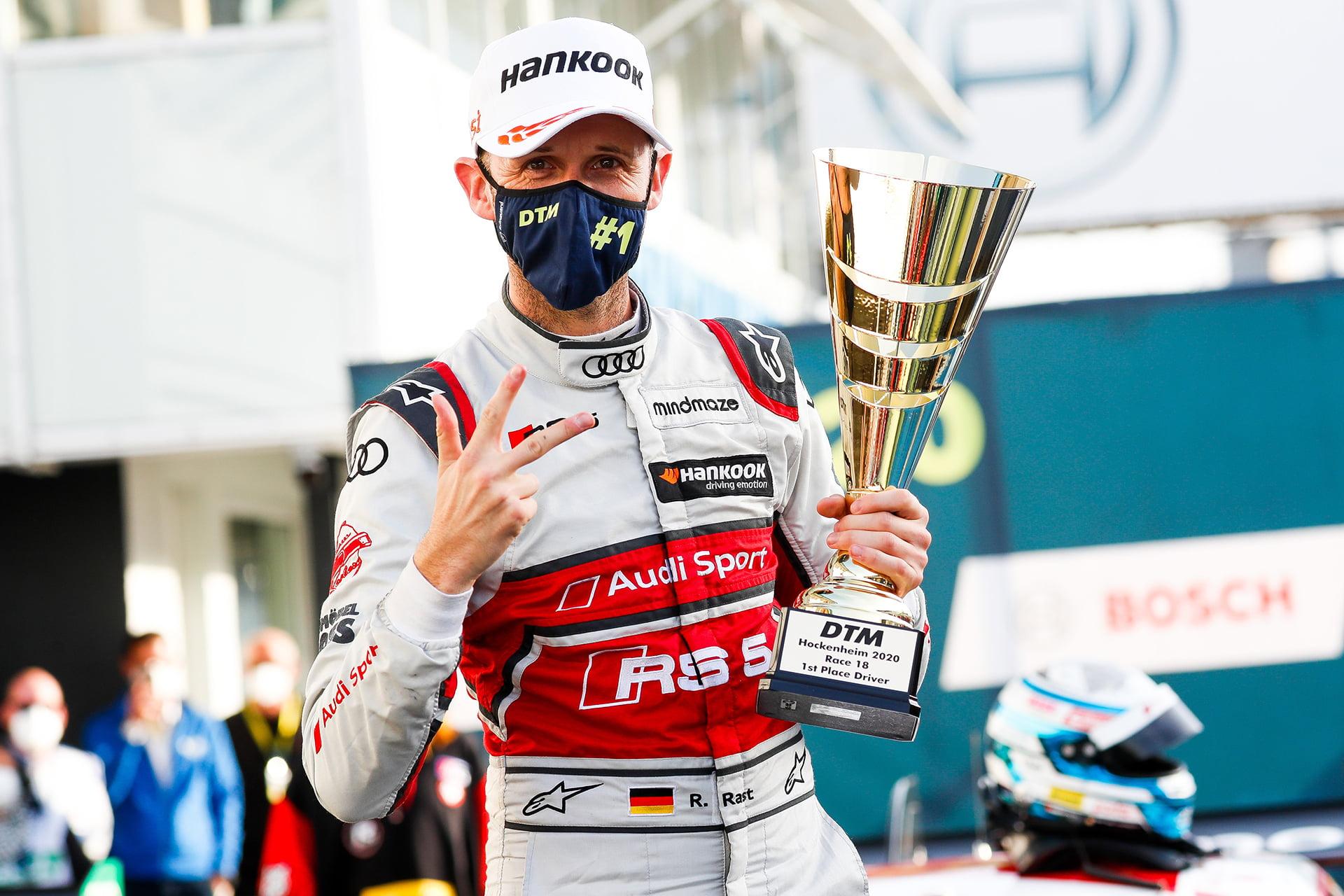 Rast y Audi no han dado alternativas a sus rivales en el DTM