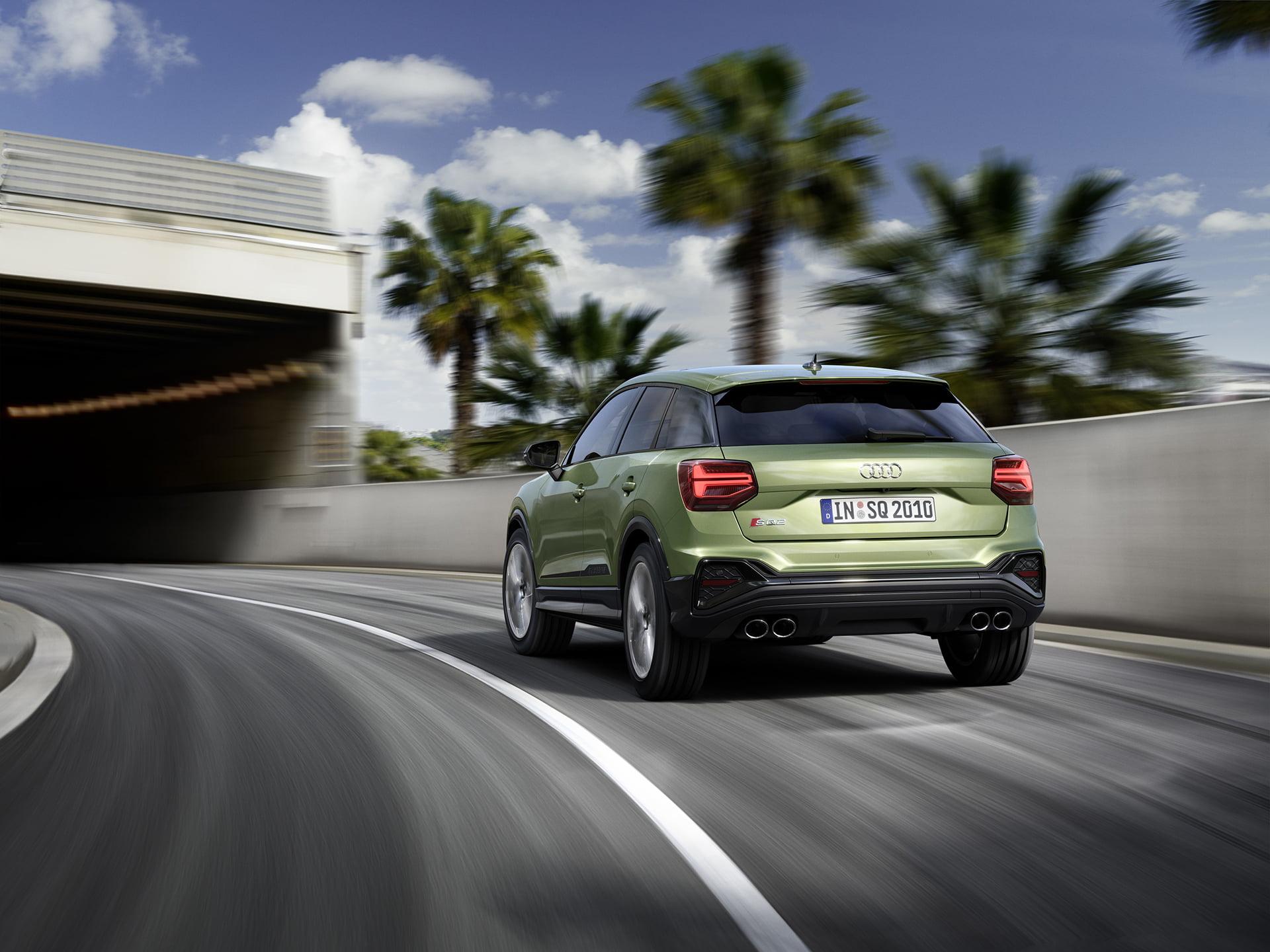 El nuevo SQ2 2021 de Audi llega con grandes novedades.