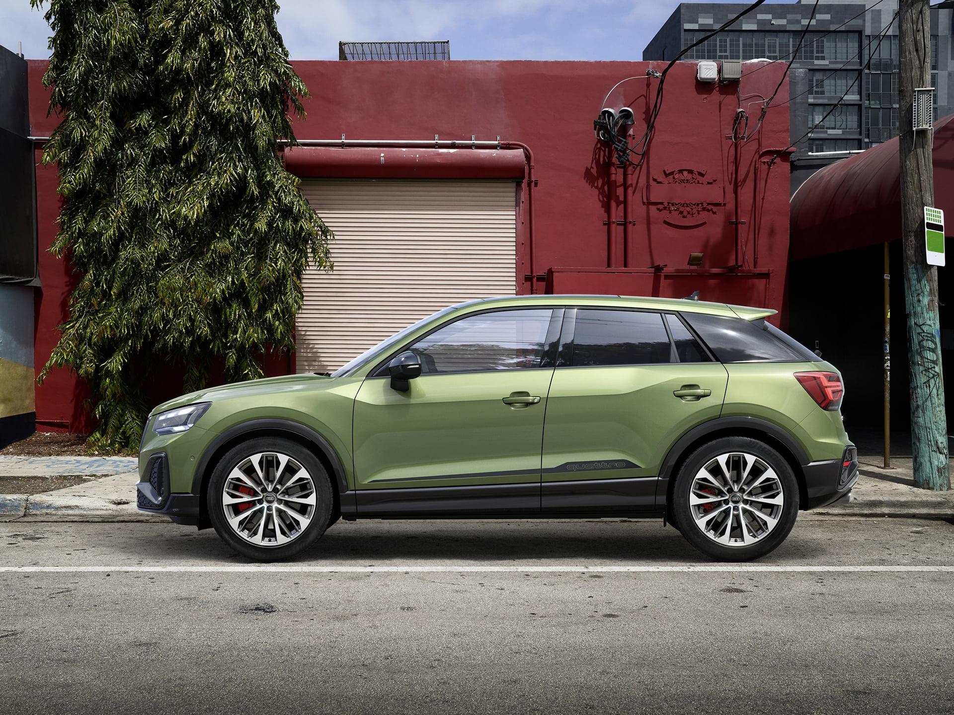 El Audi SQ2 2021 llega con grandes novedades.