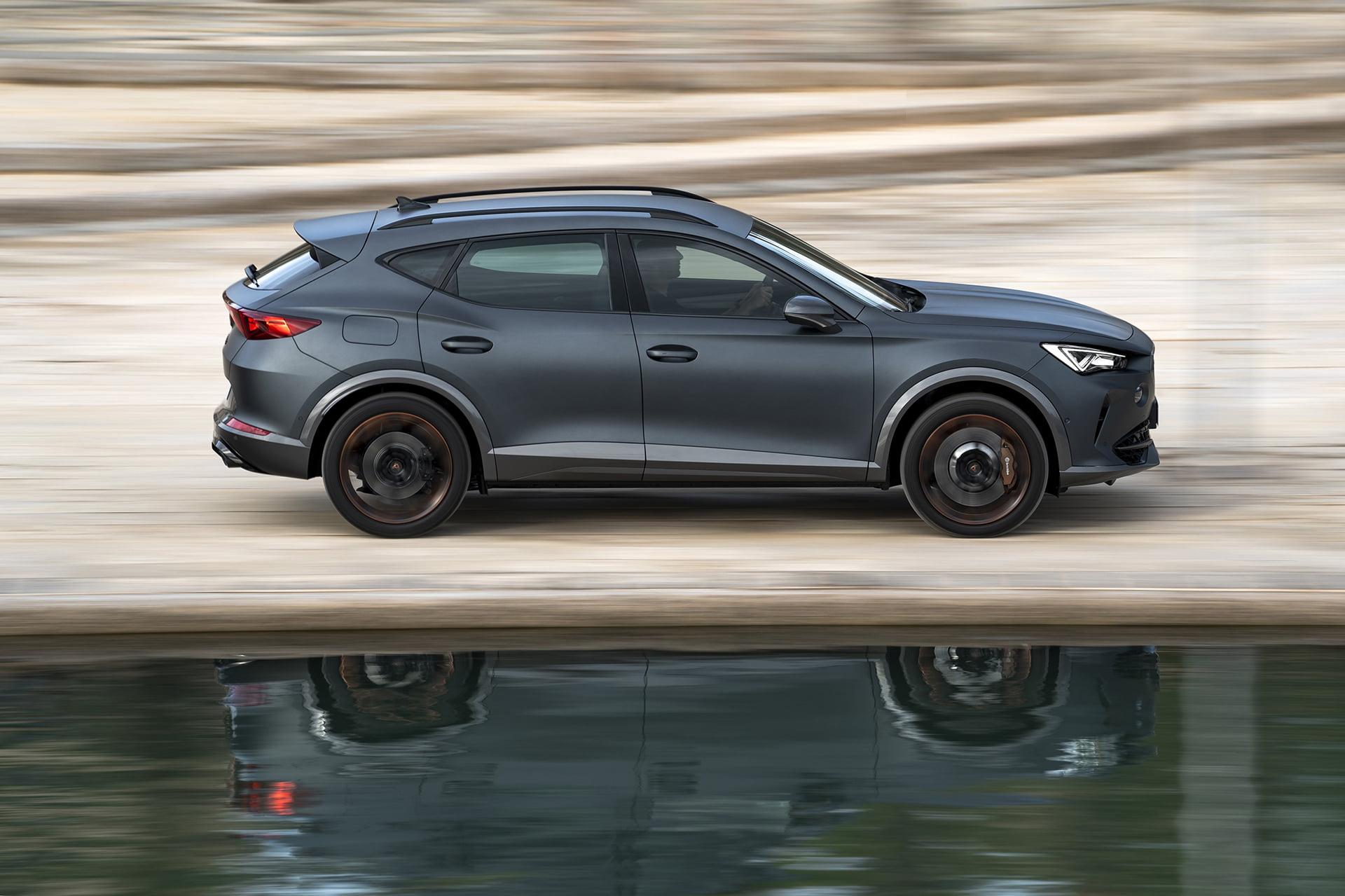 Cupra se afianza como marca con la llegada de más modelos de la gama Formentor.