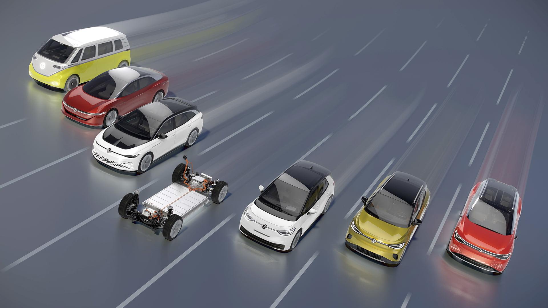 La electrificación sigue siendo la gran apuesta de VW