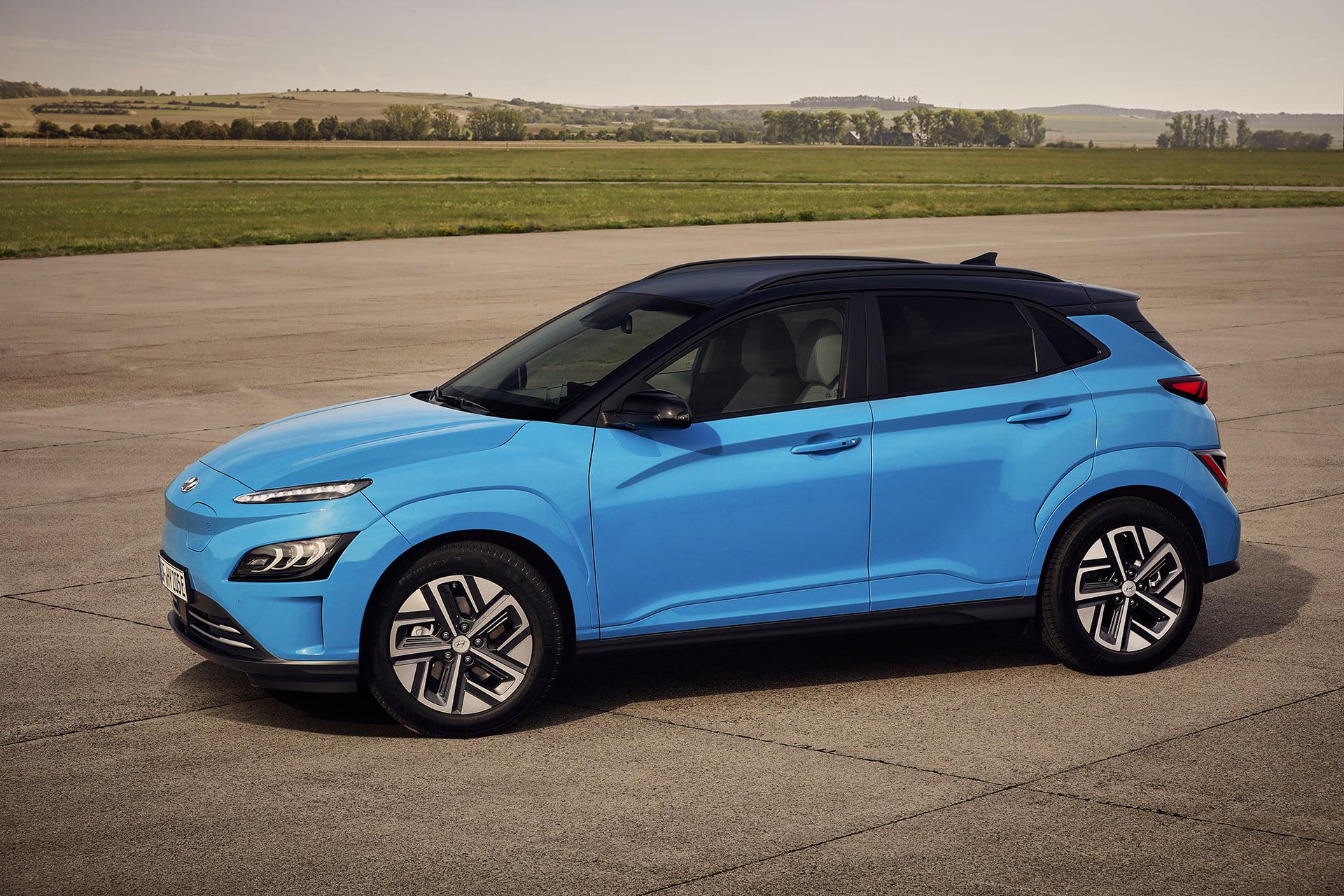 Kona Eléctrico 2021, Hyundai renueva el modelo.