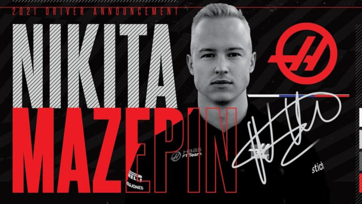 Nikita Mazepin podría ser despedido de Haas F1