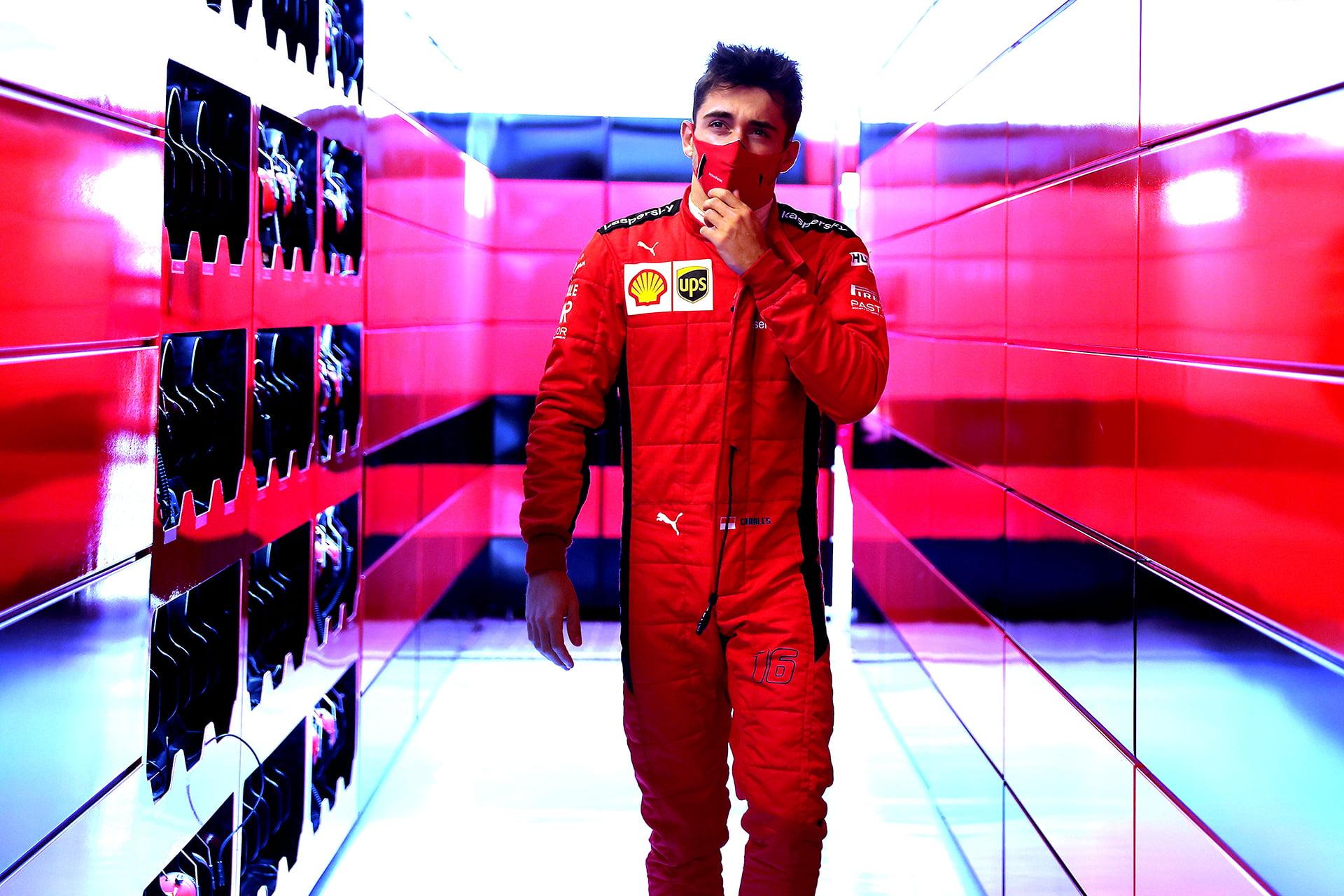 Charles Leclerc analiza la temporada 2020 del Mundial de F1