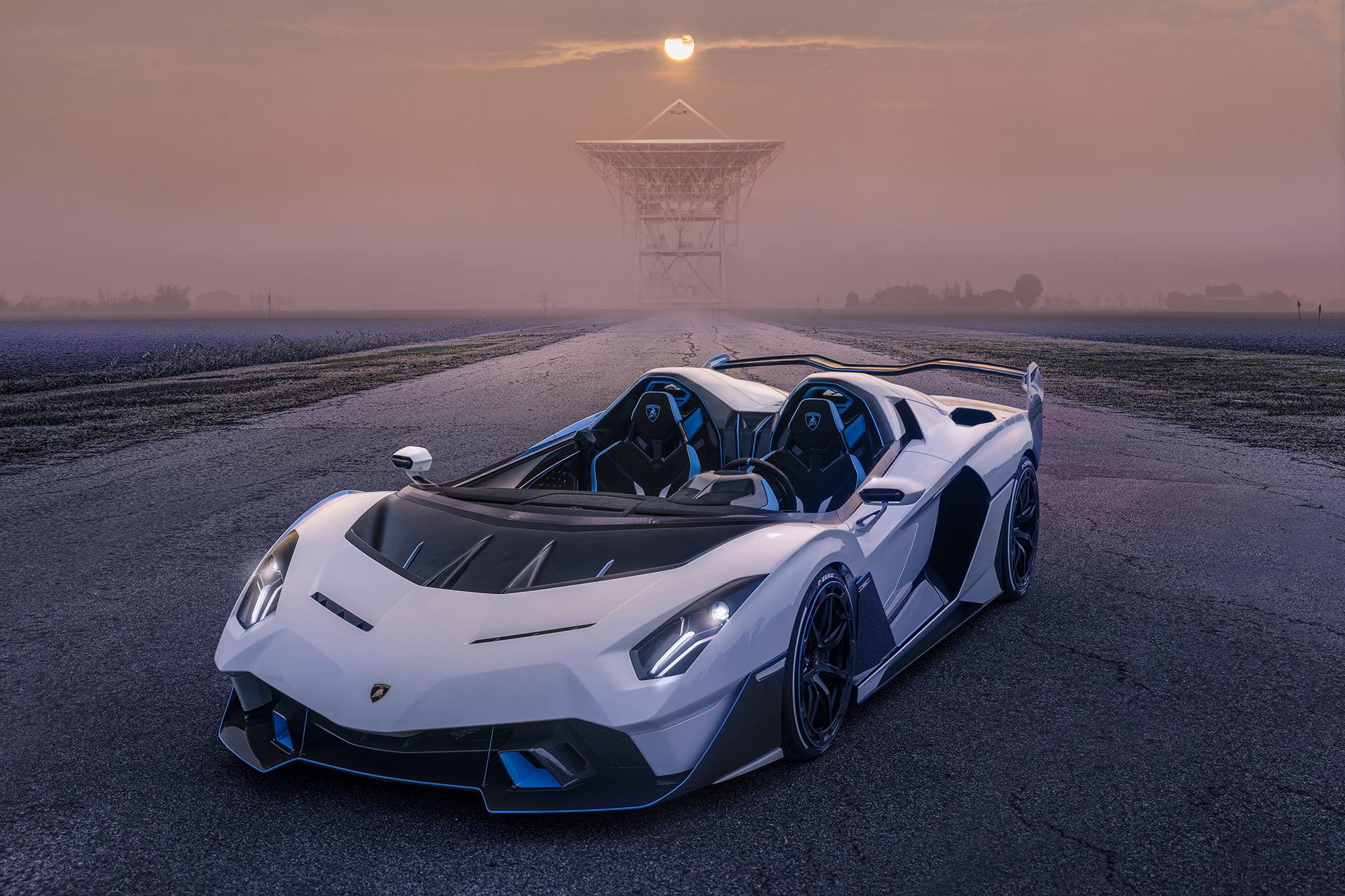 El Lamborghini SC20 ya tiene dueño