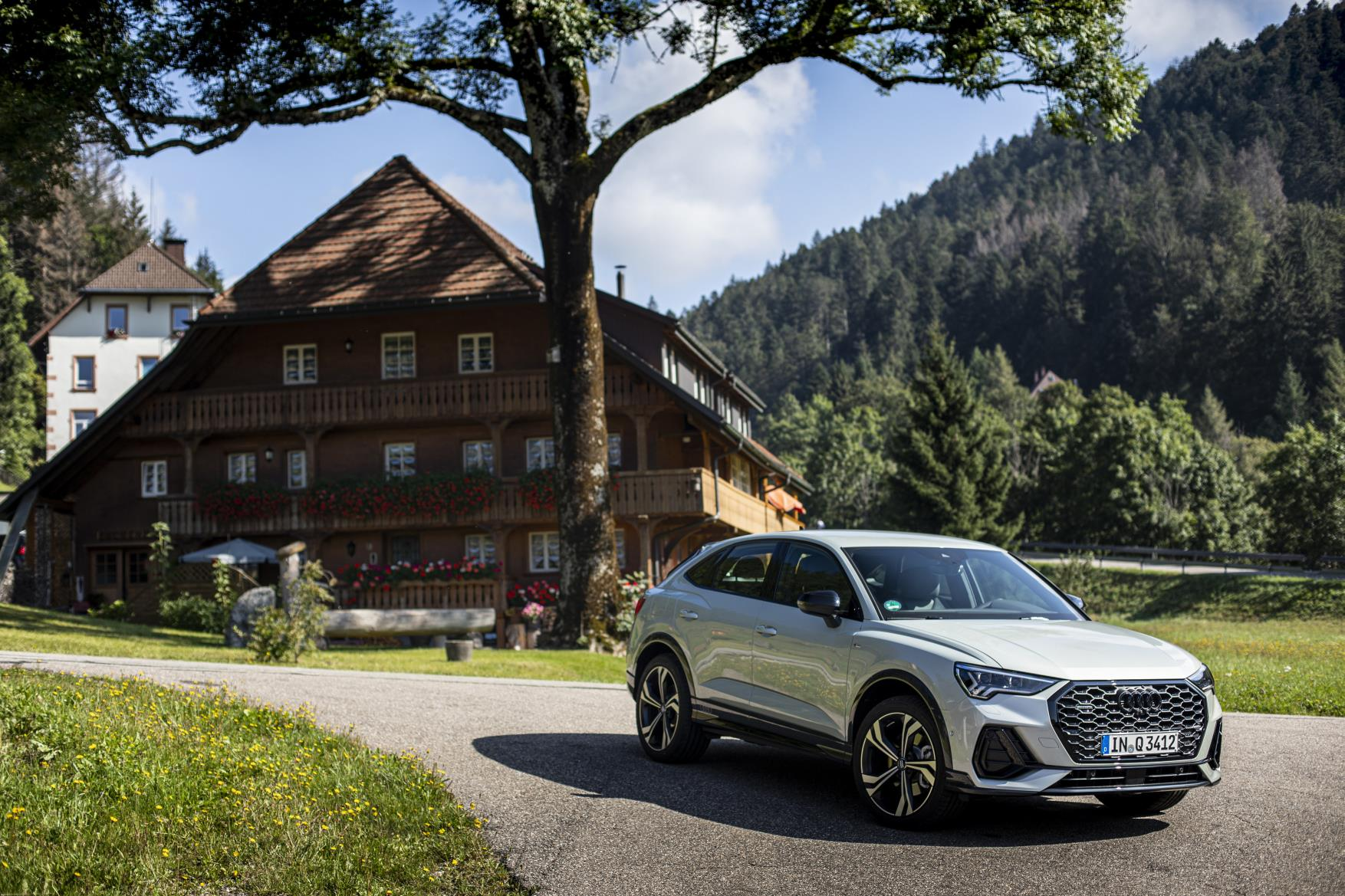 Audi electrifica la gama del nuevo Q3