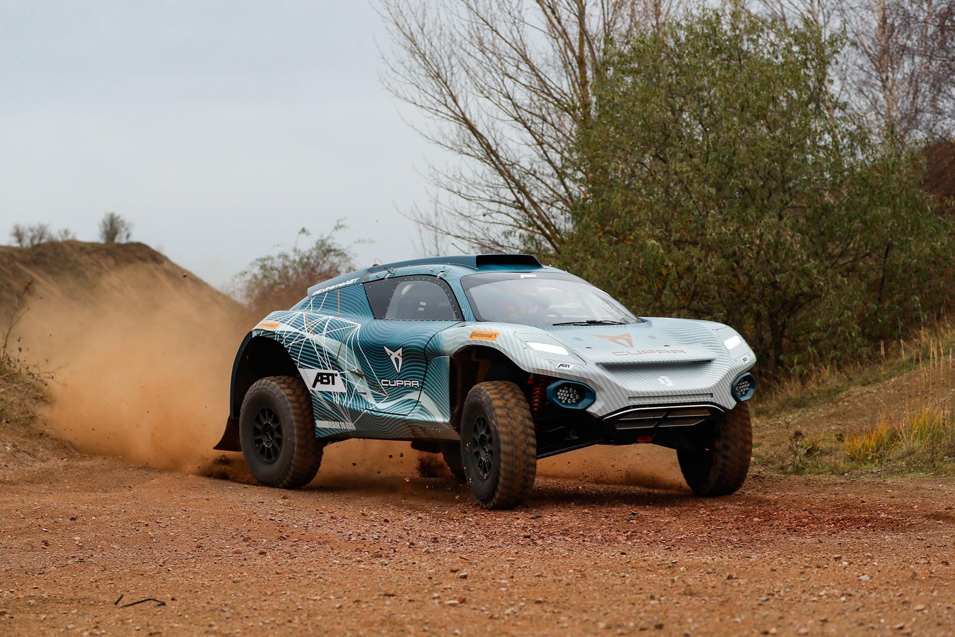 El e-CUPRA ABT XE1 va a competir en 2021